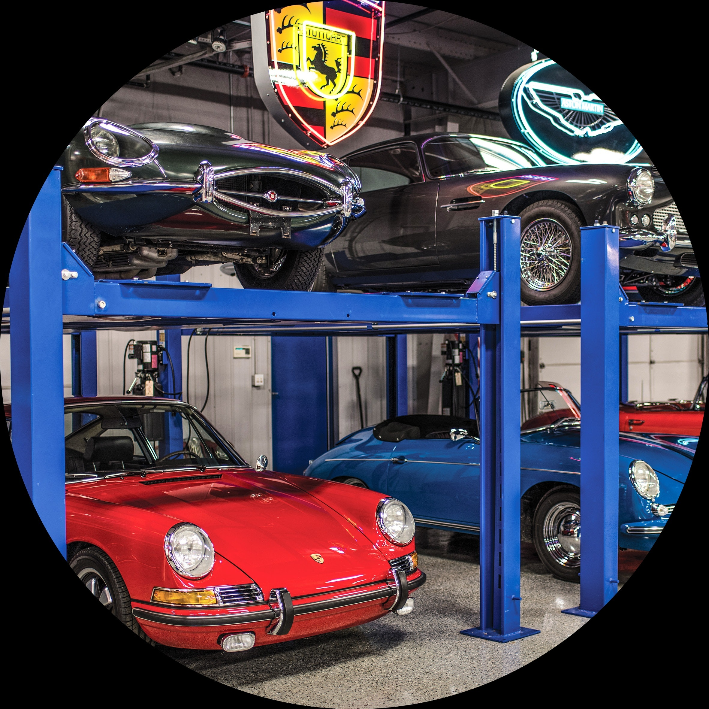 Hagerty Learning Garage