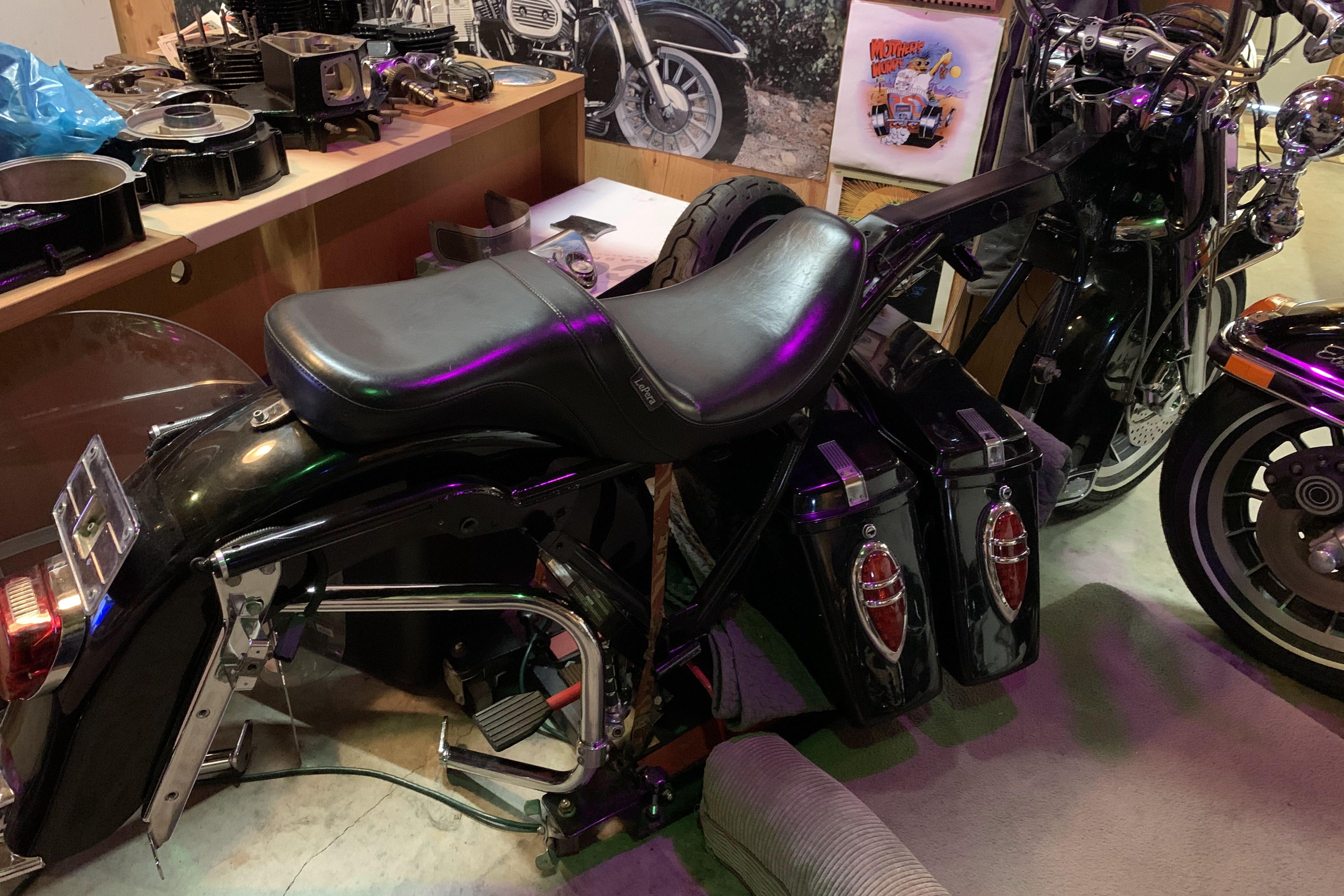 1983 Harley-Davidson FLHTC
