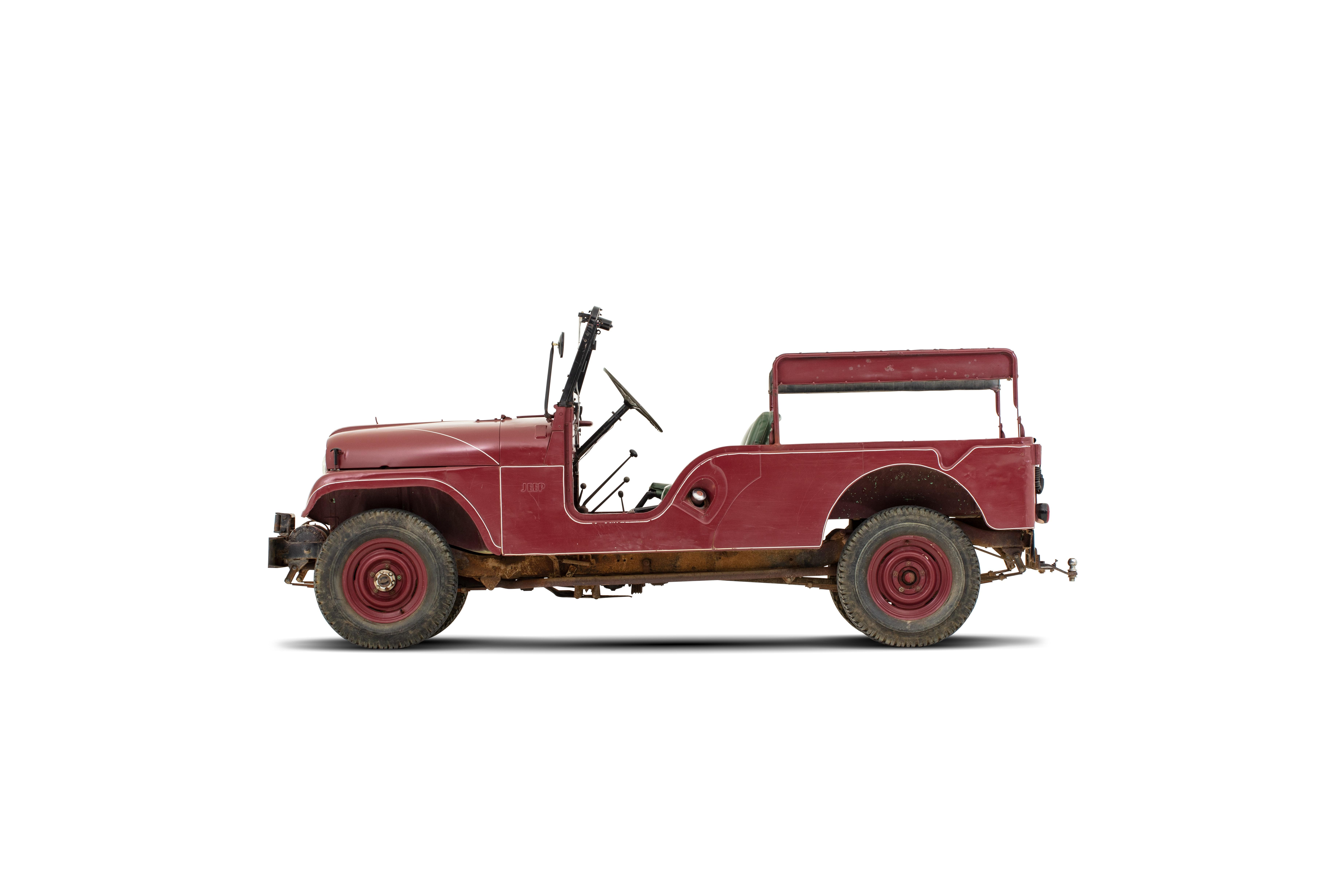 1962 Willys CJ-6