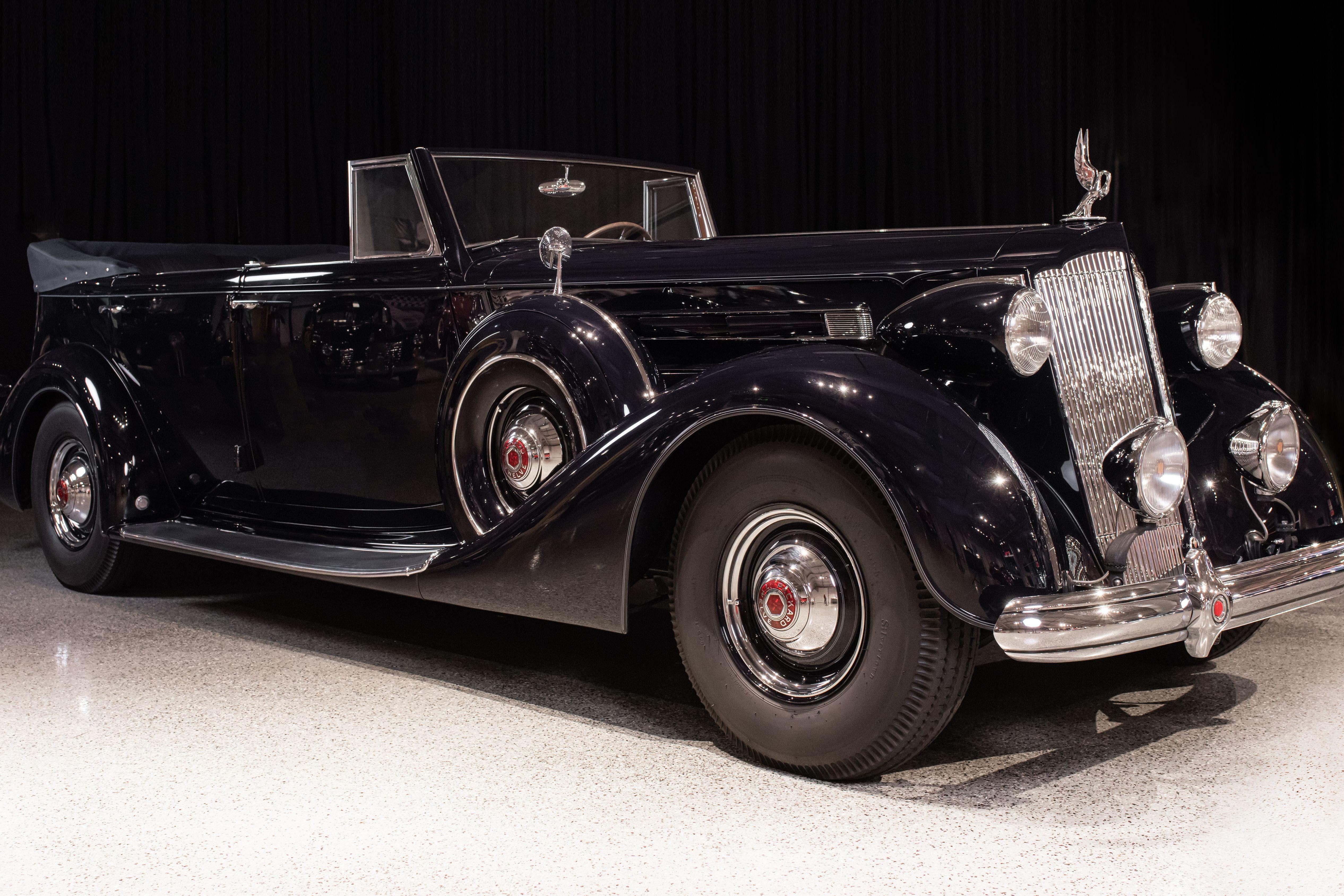 1937 Packard Twelve-Series 1508