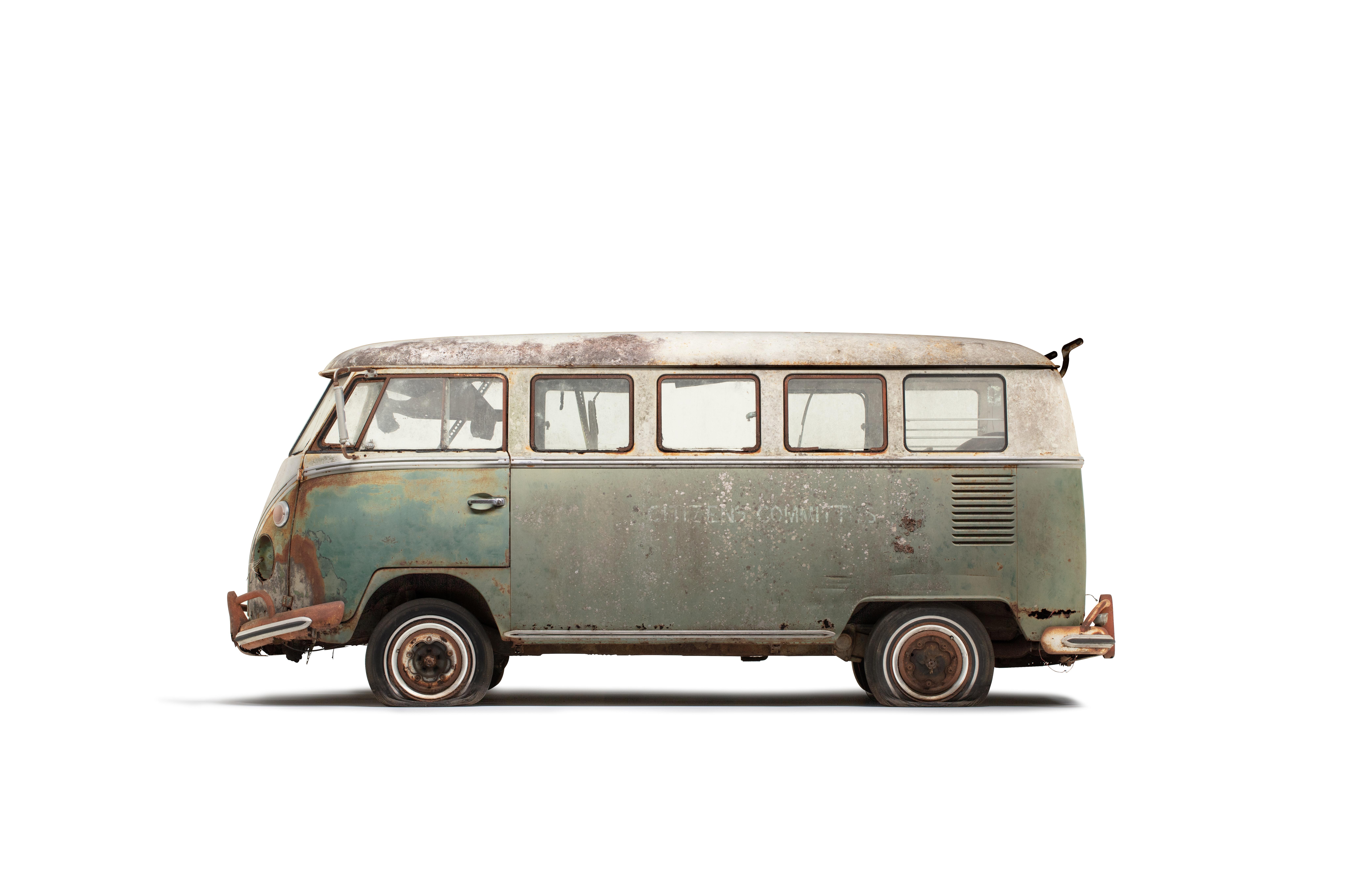 1966 Volkswagen Transporter (Van)