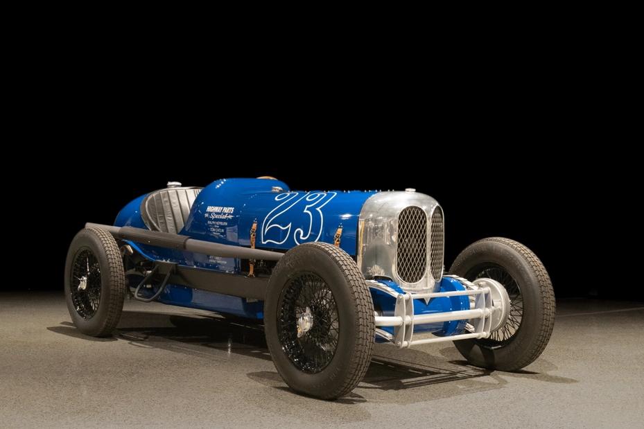 1933 Cooper Marmon V16 Indy Car Replica