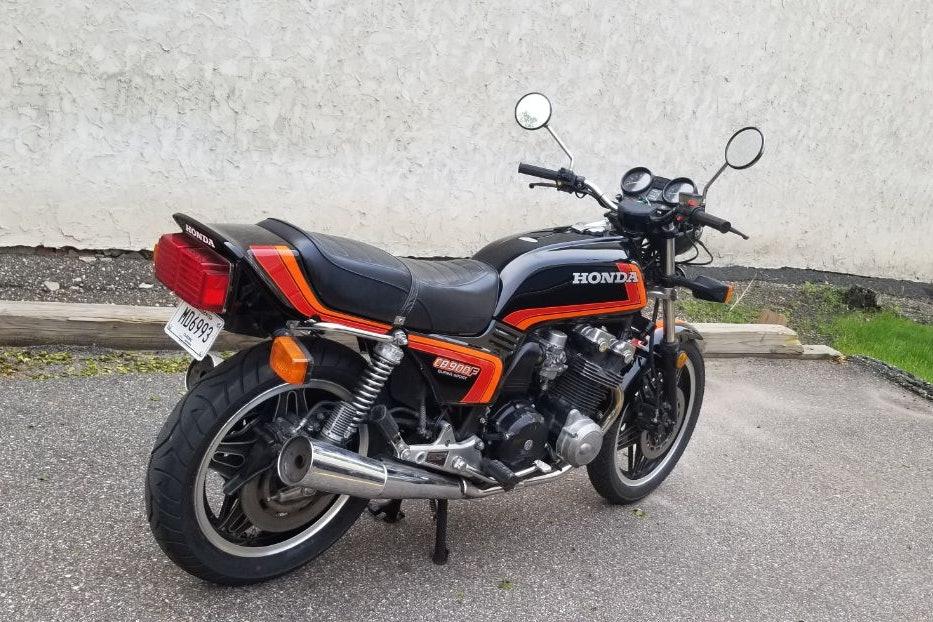 1982 Honda CB900F 900 Super Sport