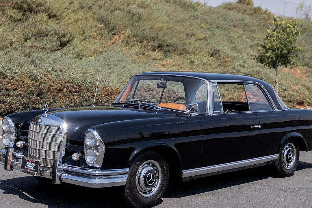1963 Mercedes-Benz 220 SEb