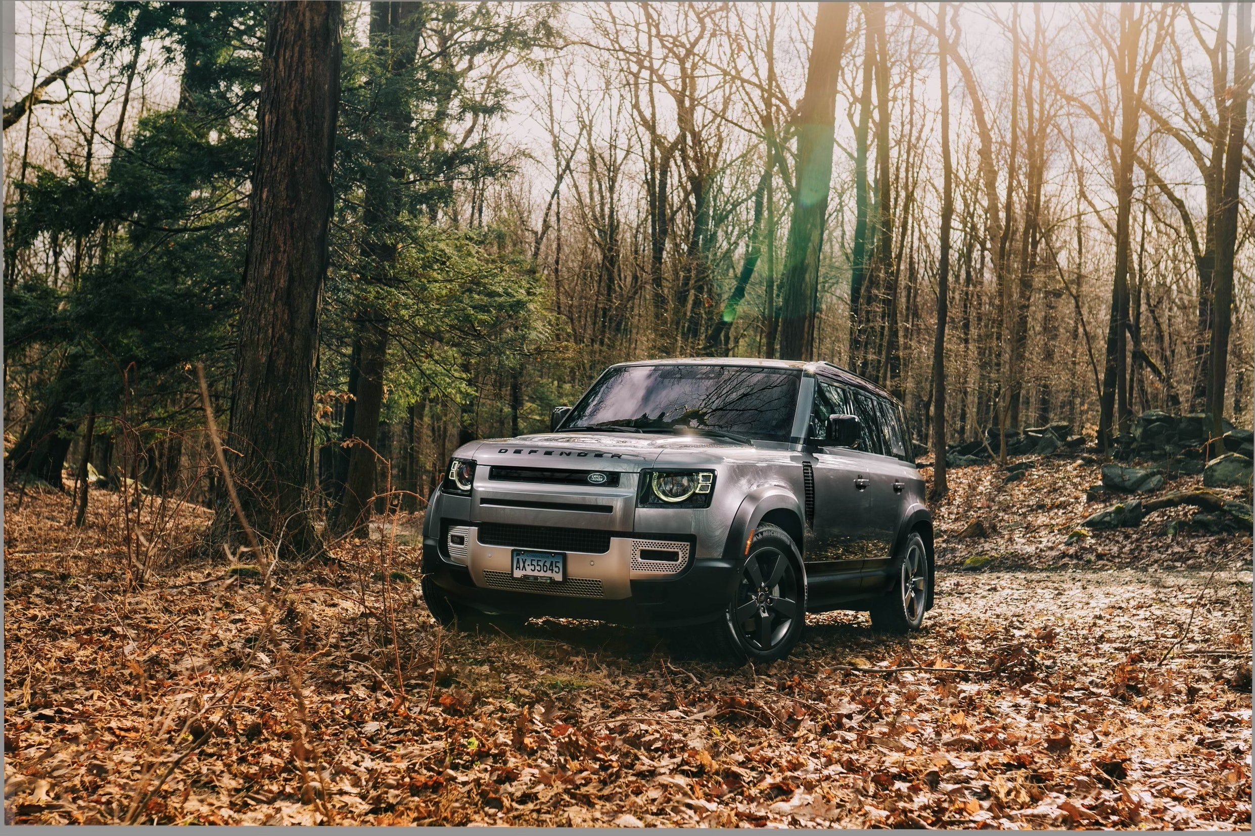 2020 Land Rover Defender 110 P400 SE
