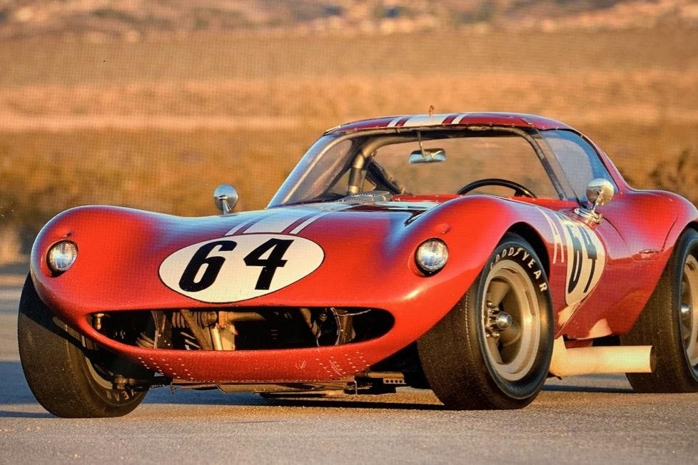1963 BTM Cheetah #004