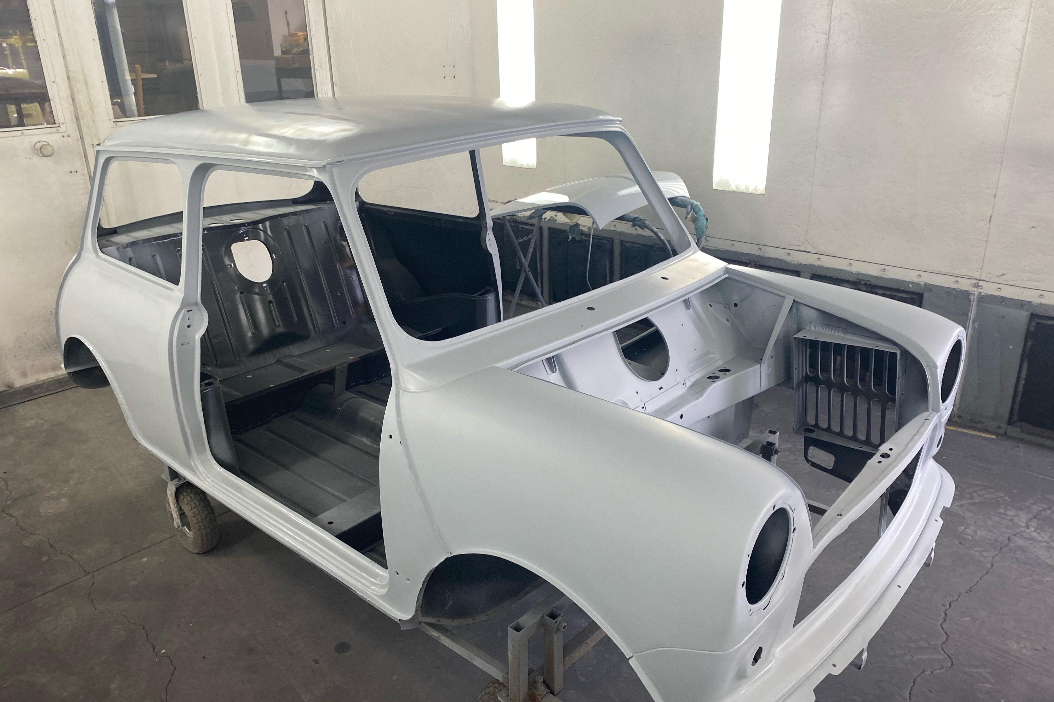1963 Morris Mini Cooper 997