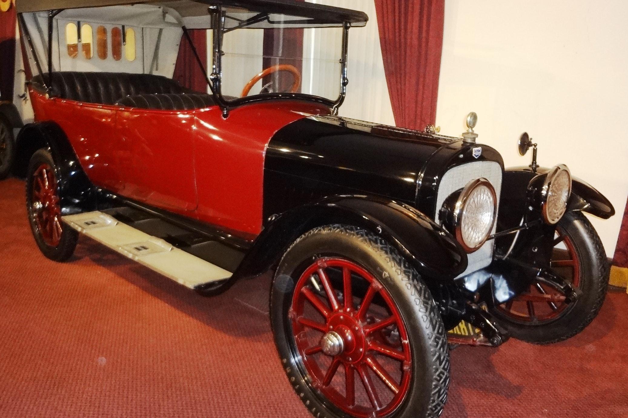 1917 Auburn 6-39