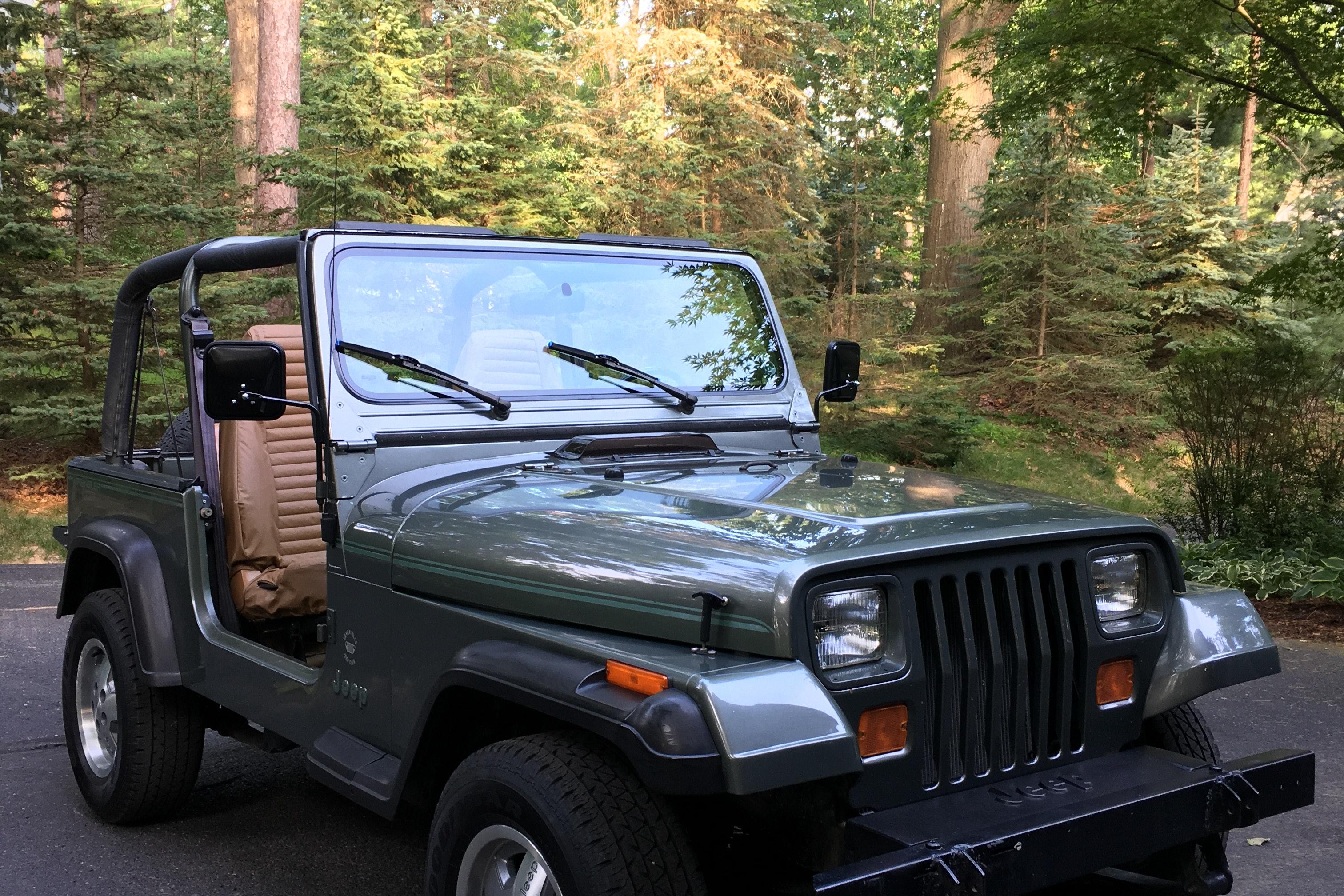 1992 Jeep (YJ) Wrangler