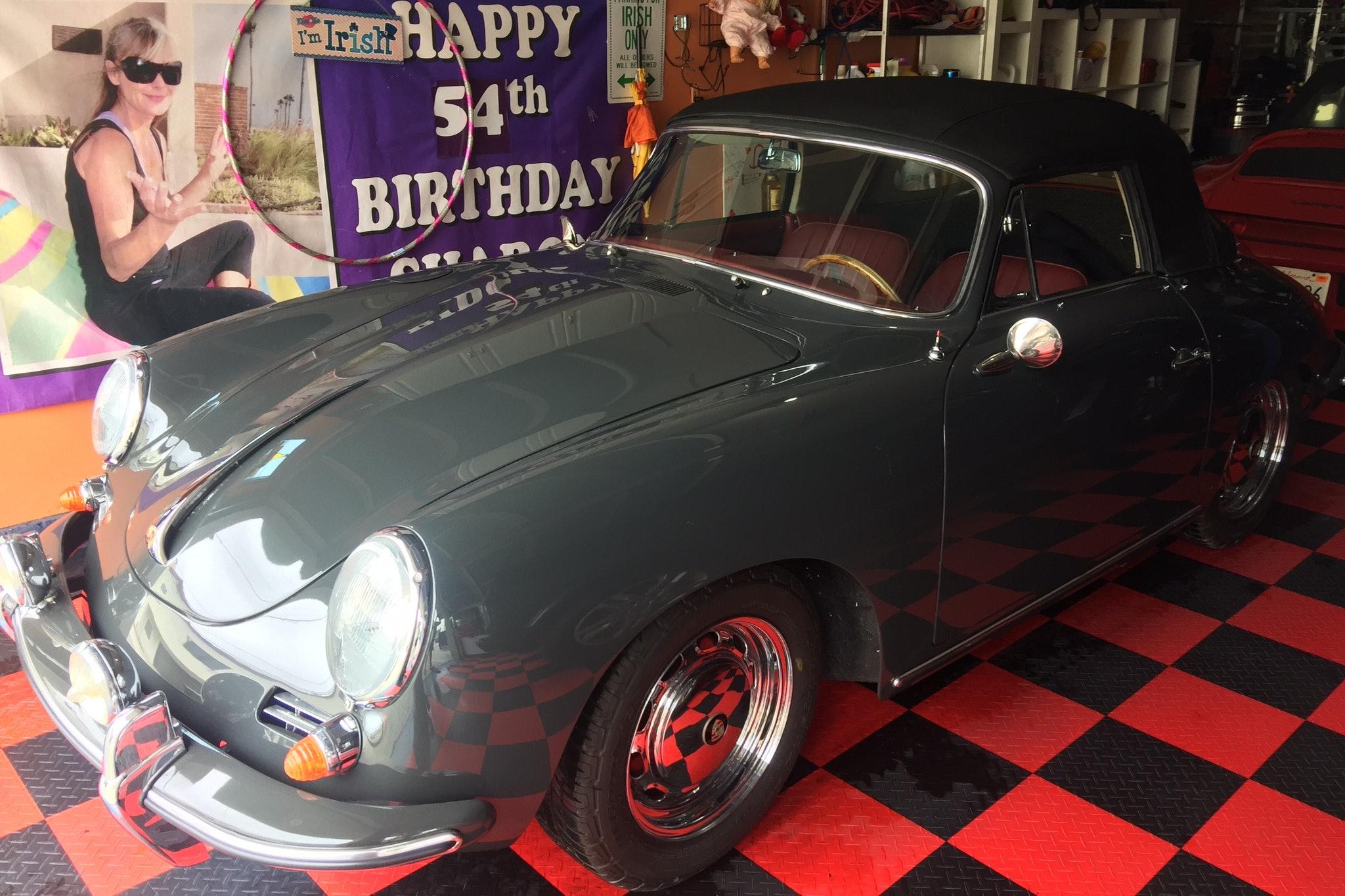 1965 Porsche C cabriolet