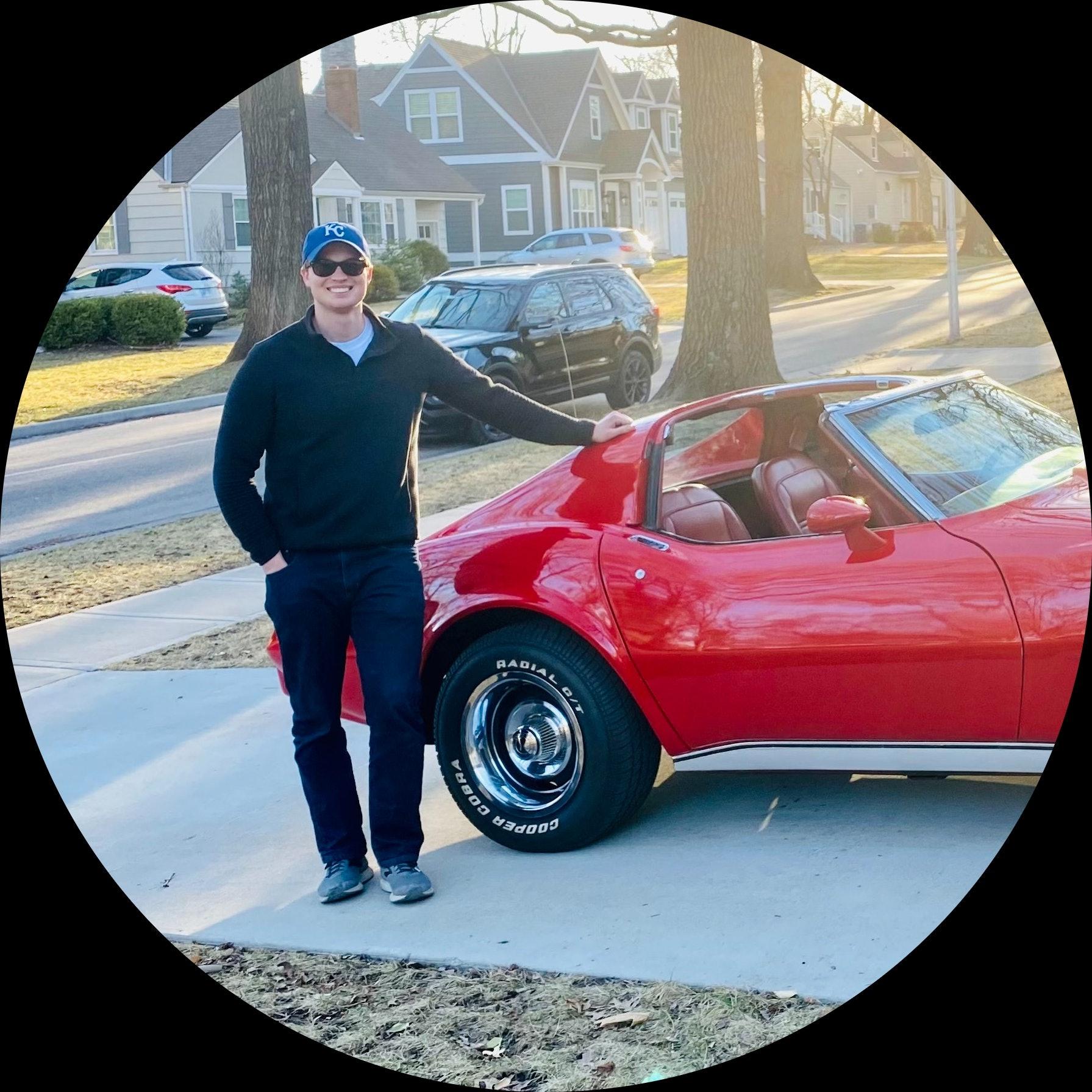 Owner of 1976 Chevrolet Corvette