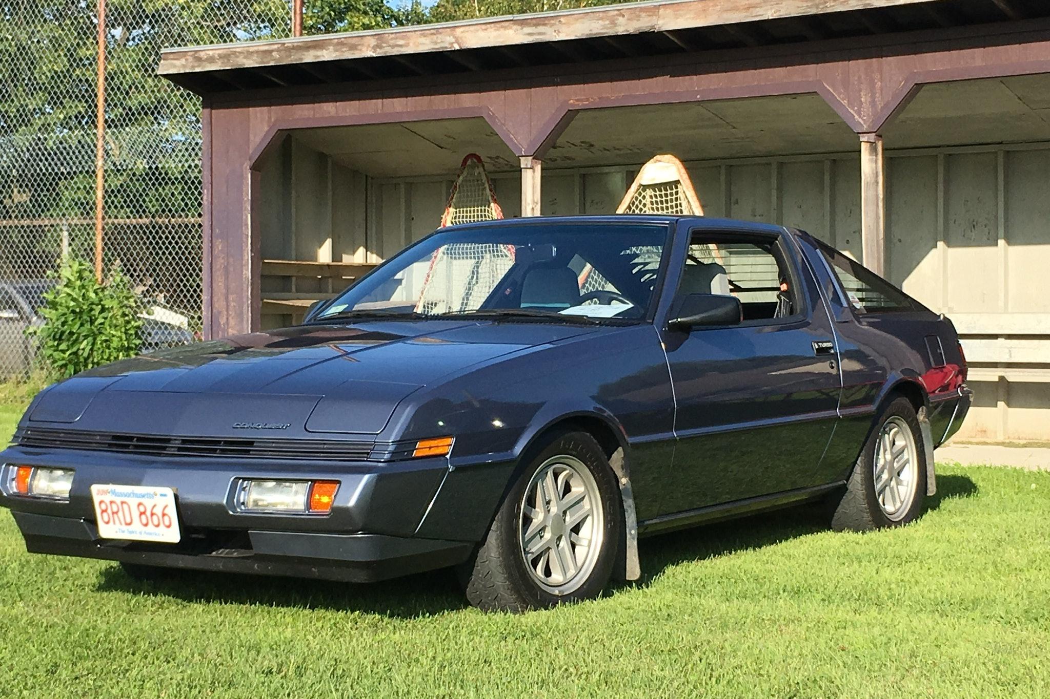 1984 Dodge Conquest