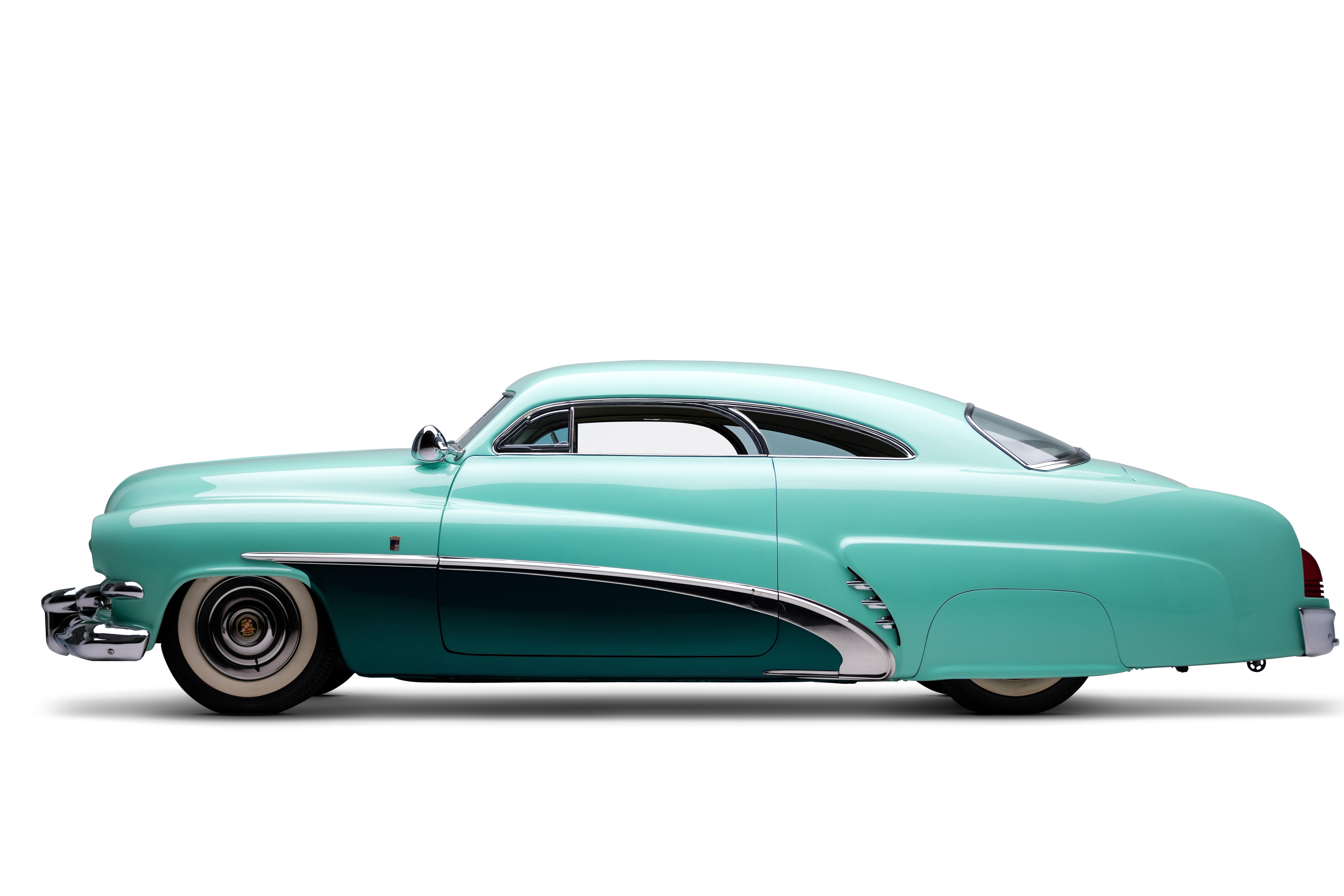 1951 Mercury Series 1CM