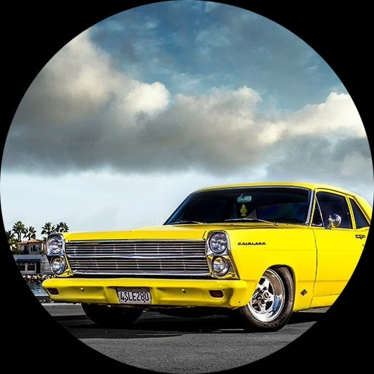 Owner of 1966 Ford Fairlane