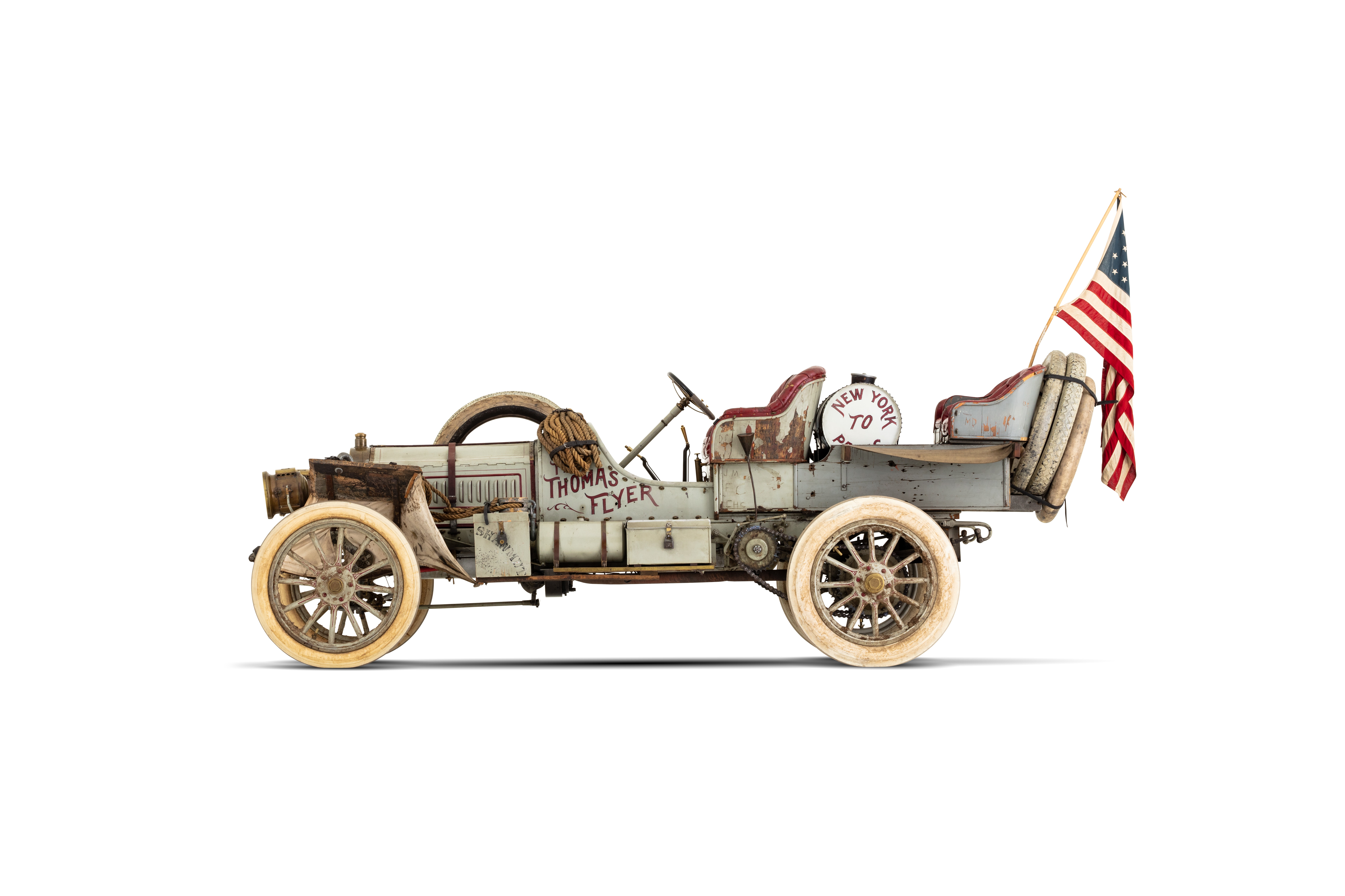 1907 Thomas Flyer Runabout