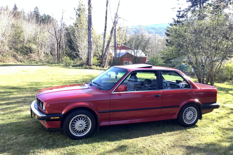 1988 BMW 325iX