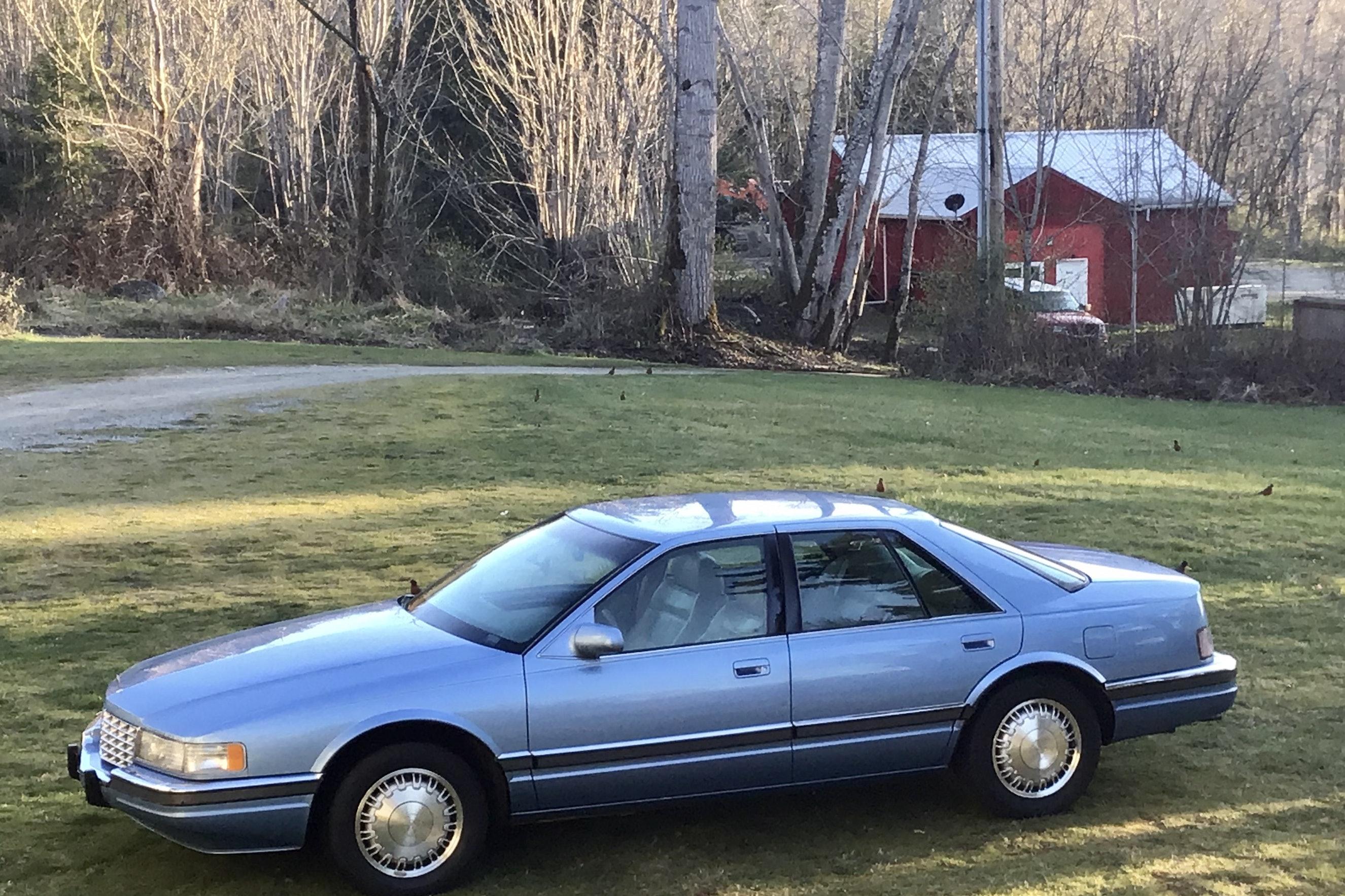 1994 Cadillac Seville SLS
