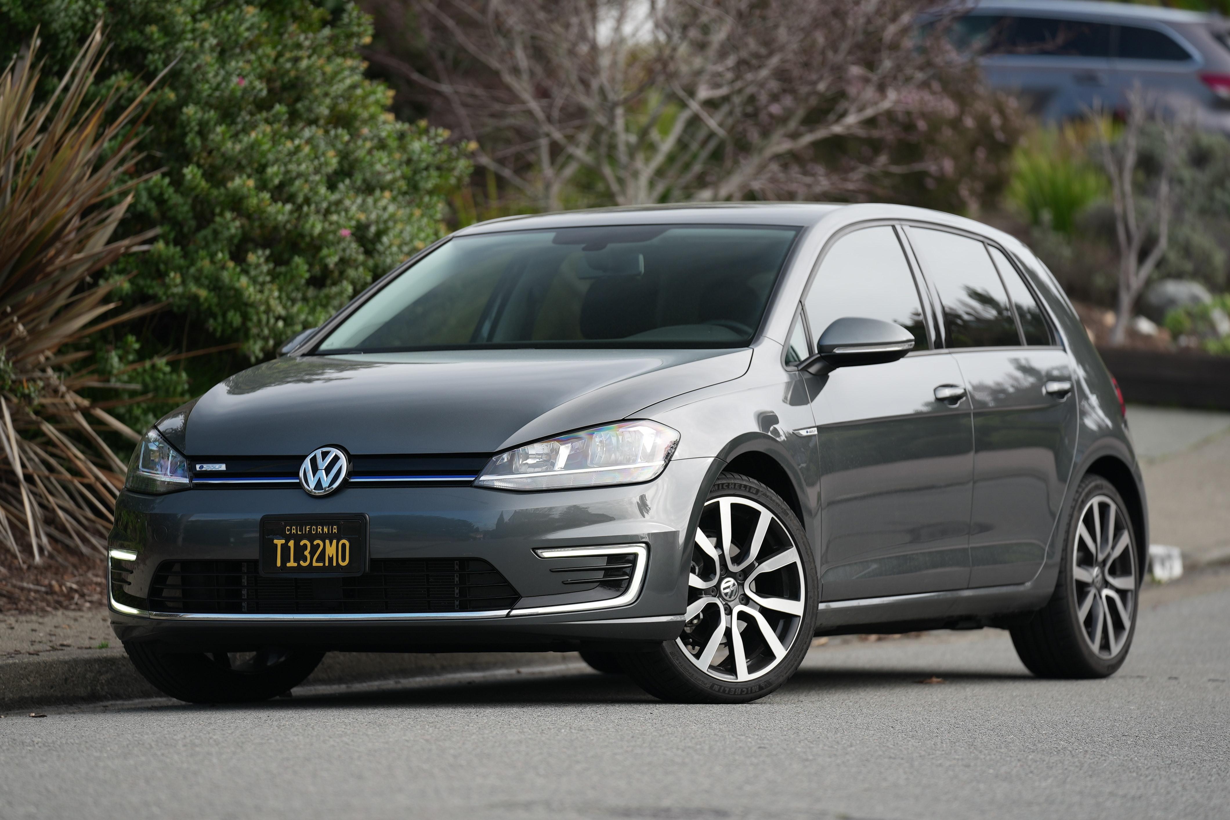 2009 Volkswagen e-Golf