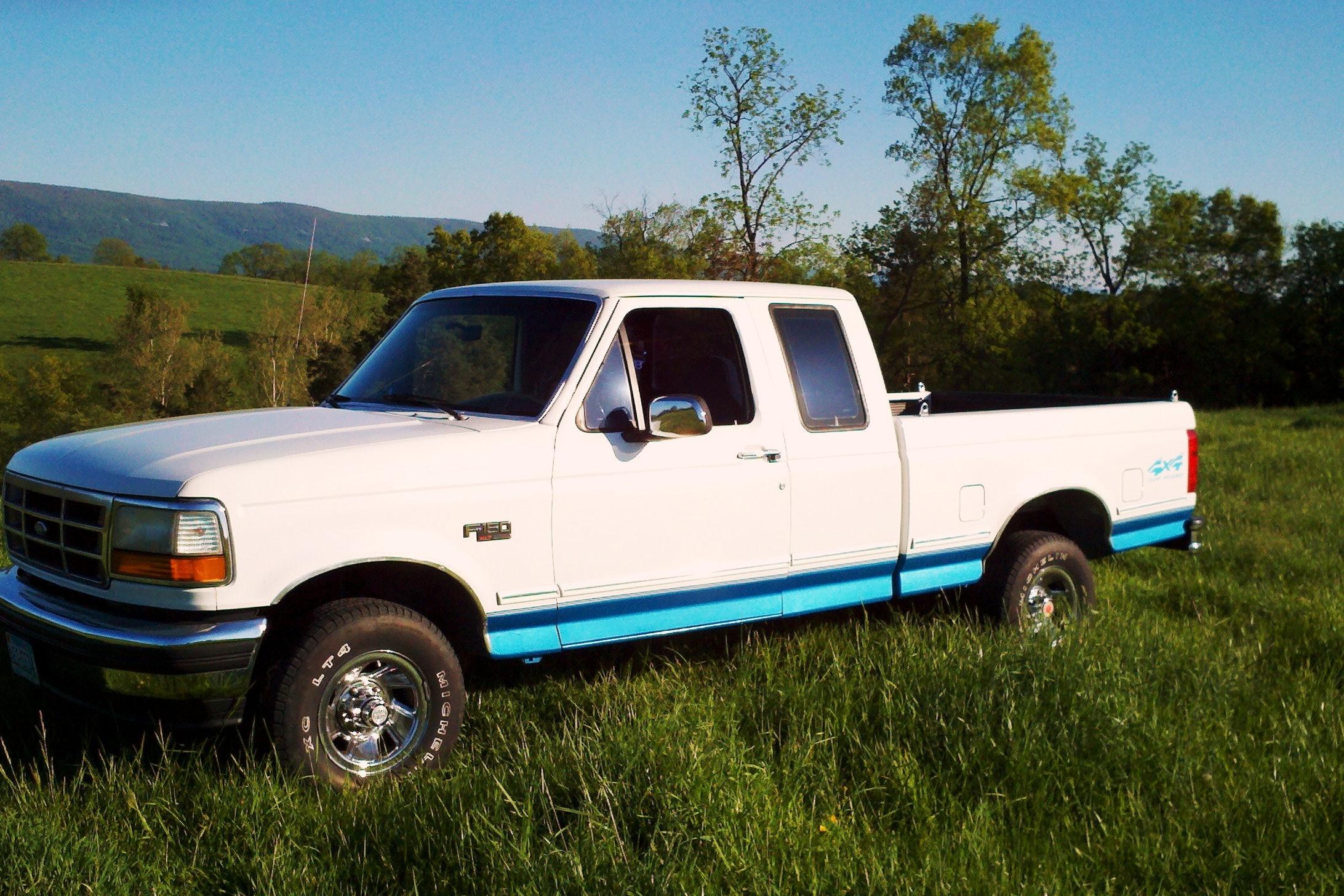 1993 Ford F150 XLT 4X4