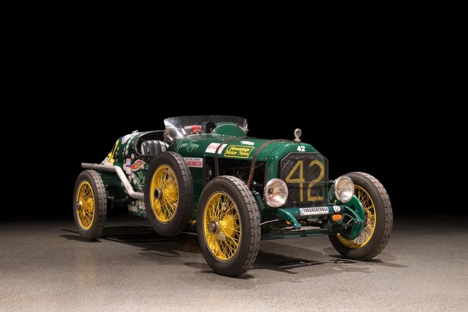 "1917 Peerless Speedster ""The Green Dragon"""
