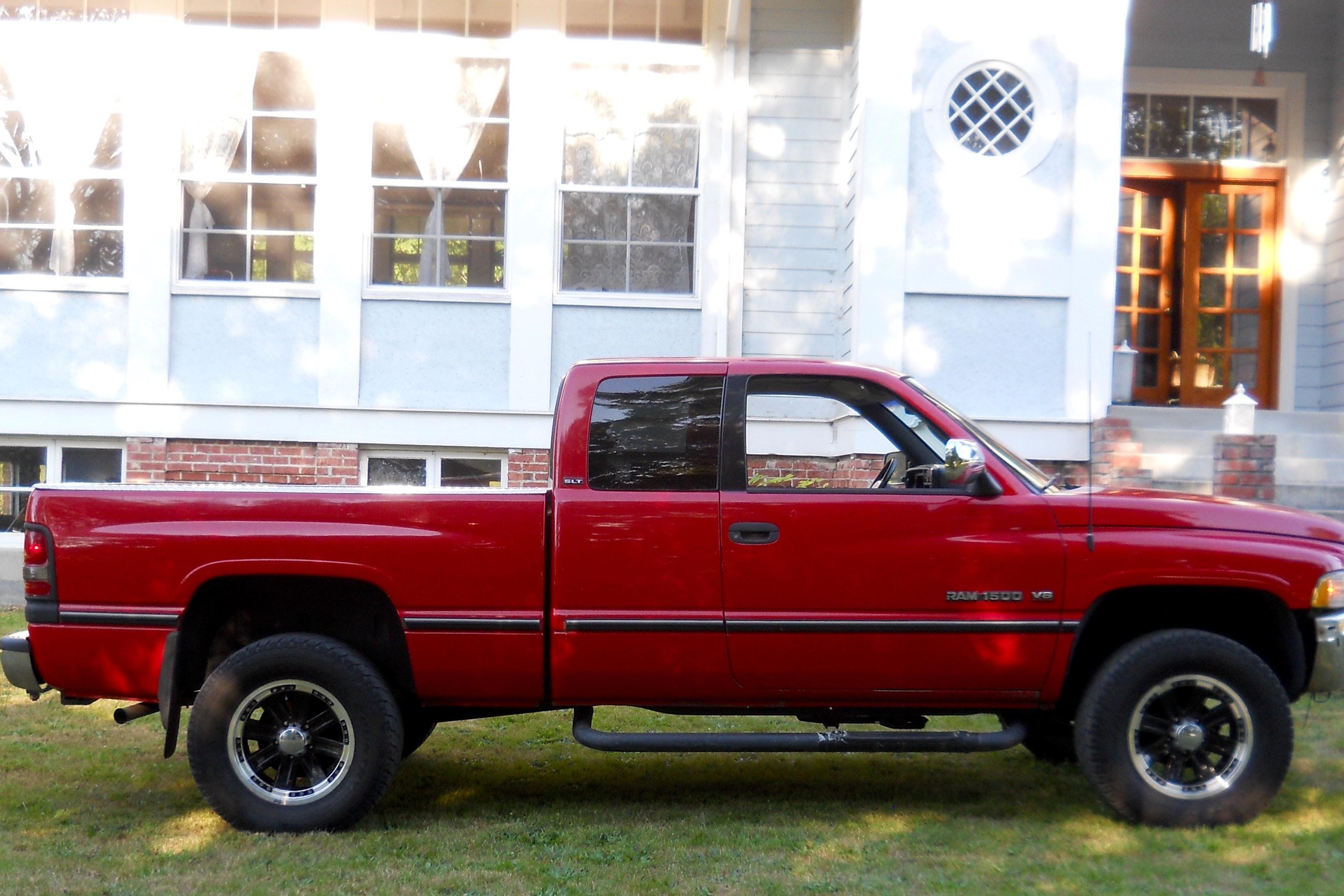 1997 Dodge Ram 1500 4x4 Magnum