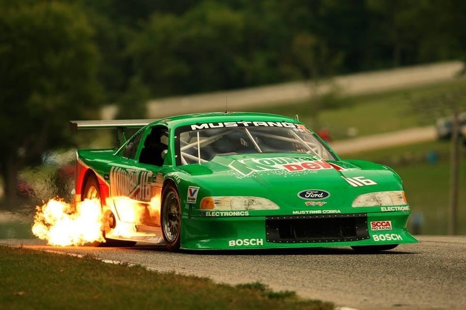 1995 Roush Trans-Am (GT1) Mustang Race Car