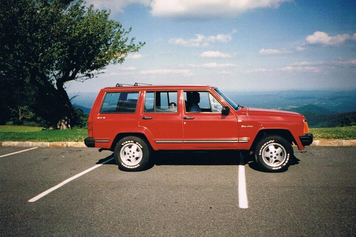 1987 Jeep Cherokee Pioneer