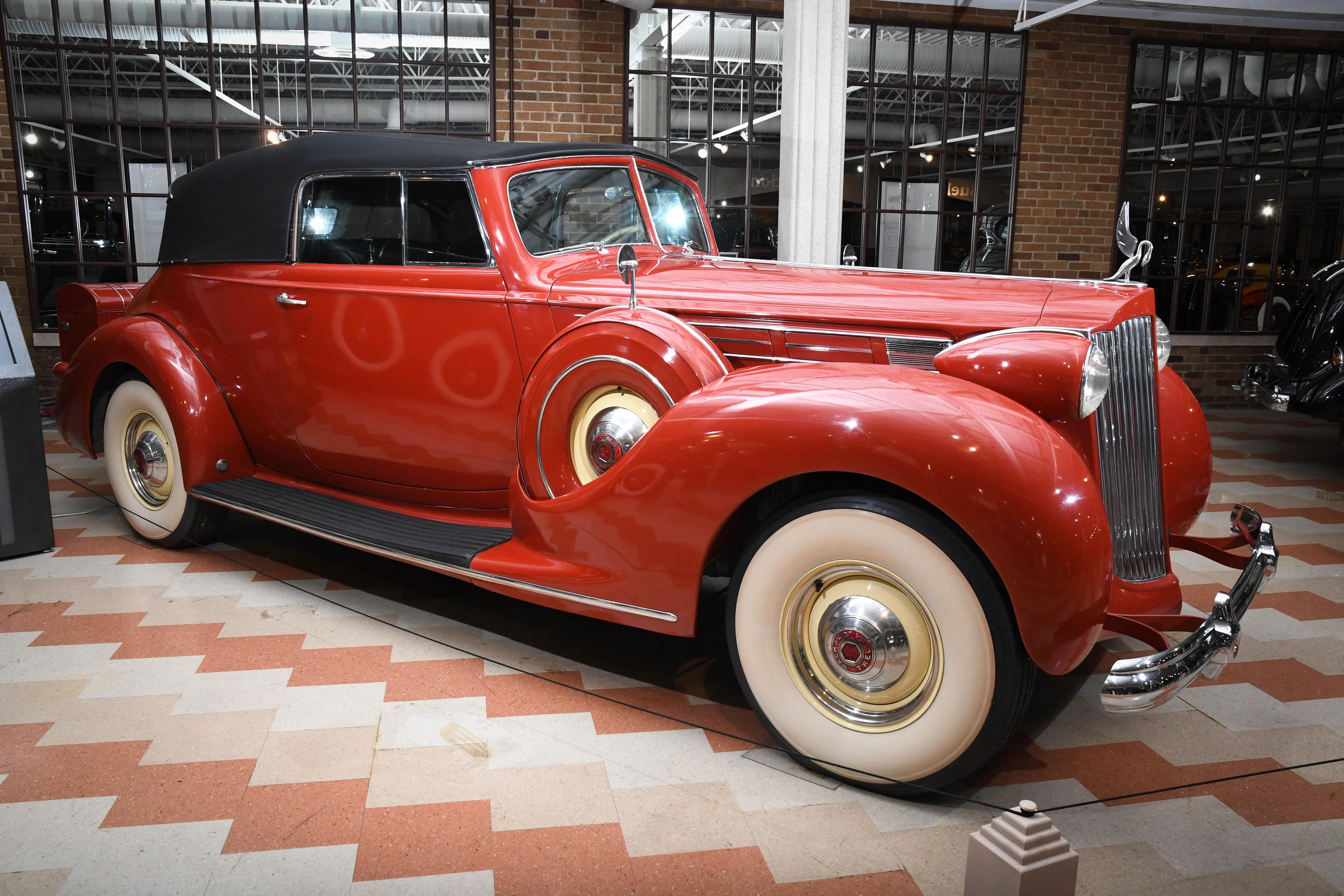 1938 Packard Twelve