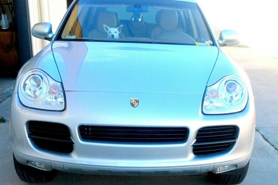 2005 Porsche 955 S