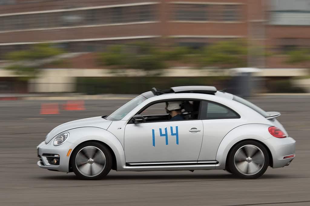 2014 Volkswagen Beetle R Line