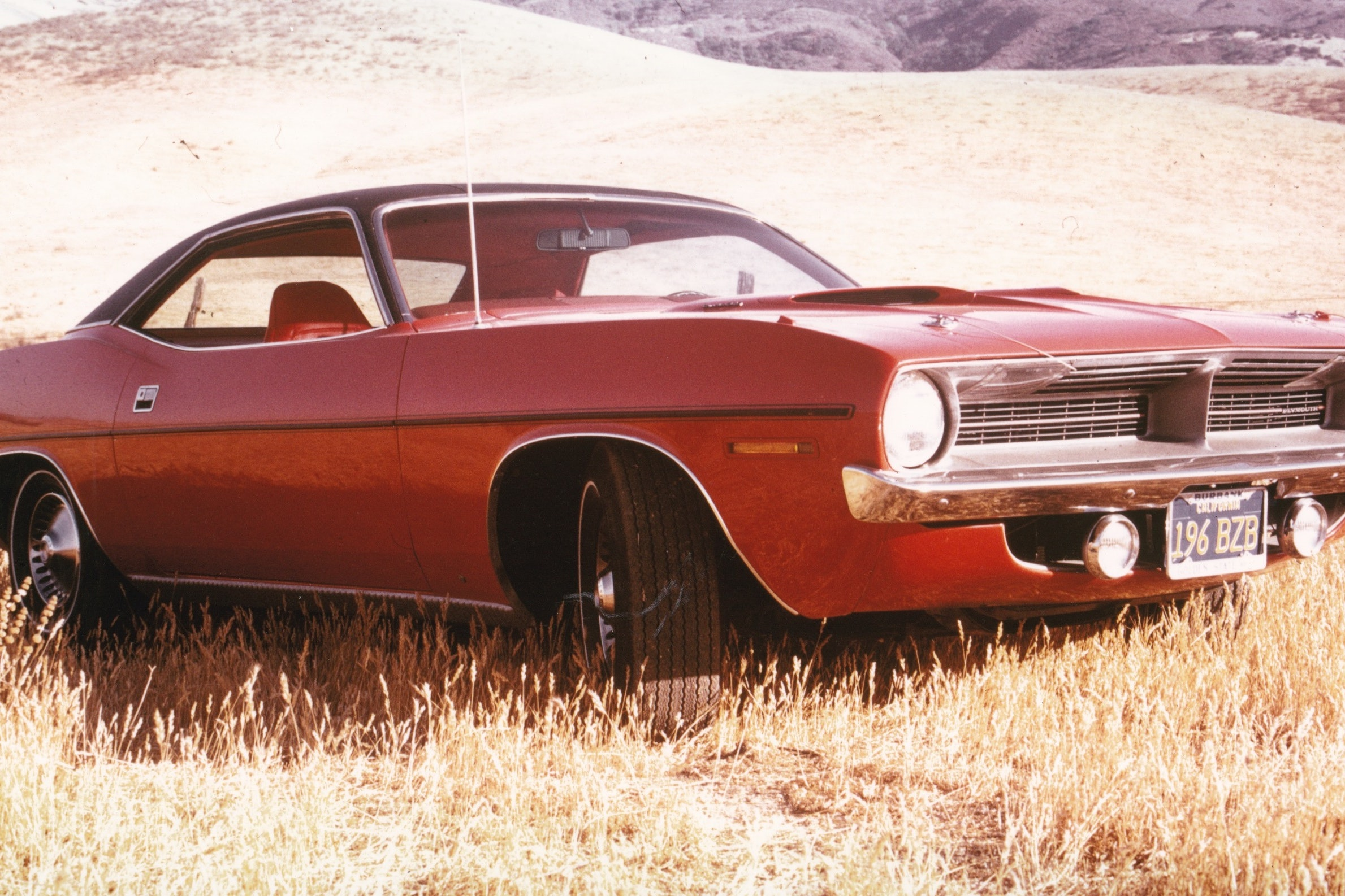 1970 Barracuda 340 Cuda