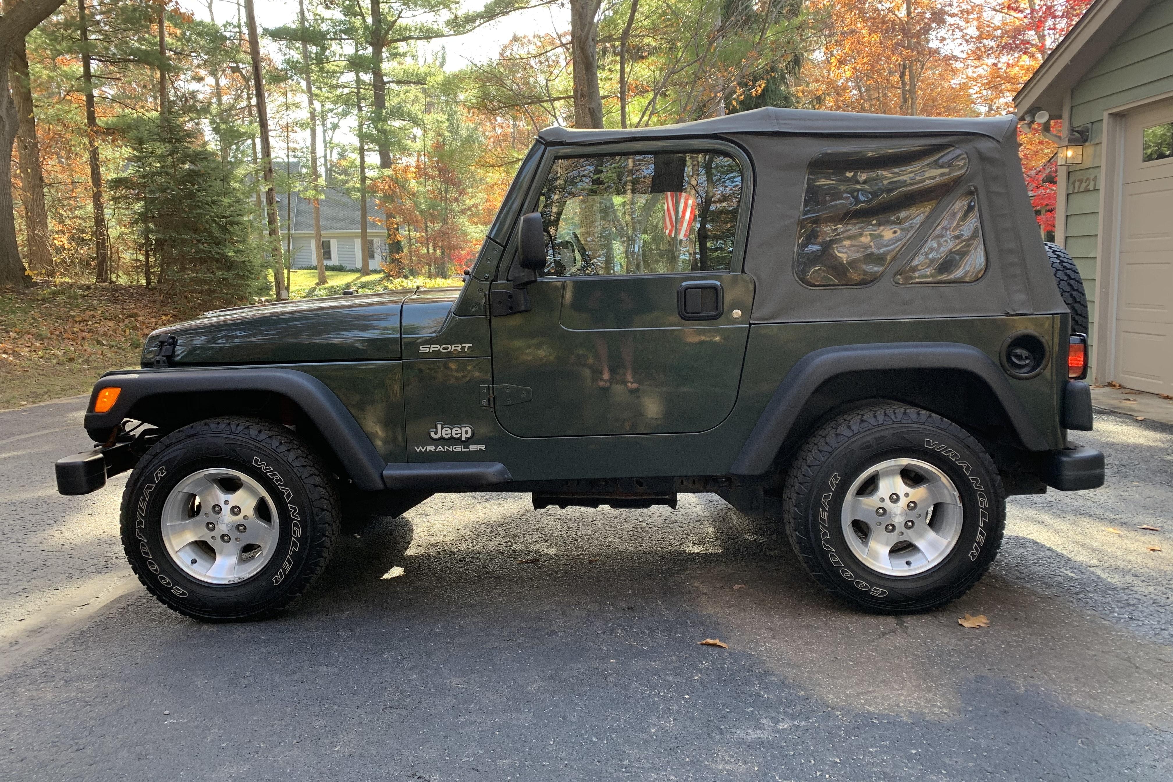 2003 Jeep Wrangler (TJ)