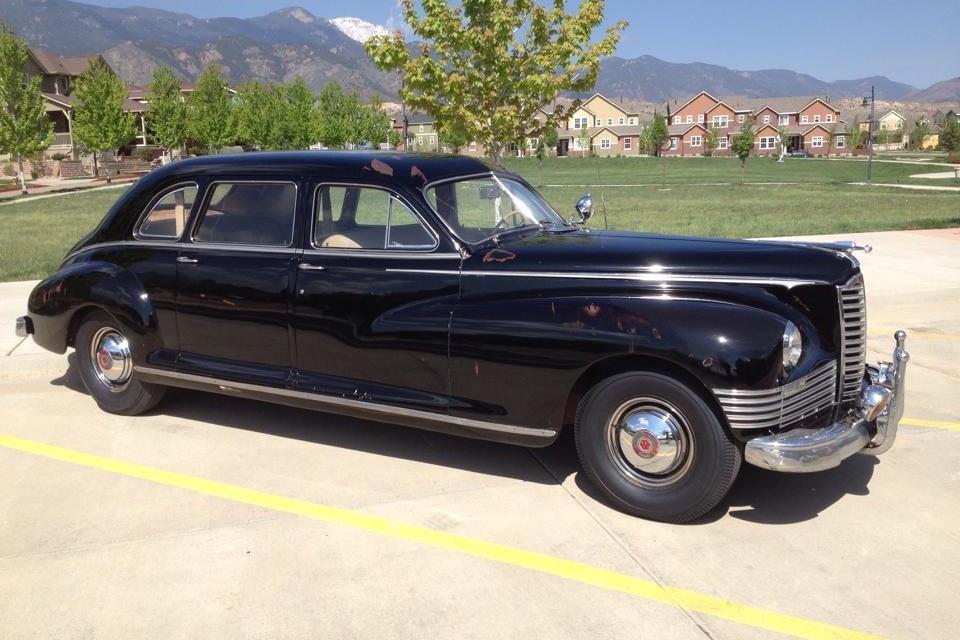 1946 Packard Custom Super Clipper