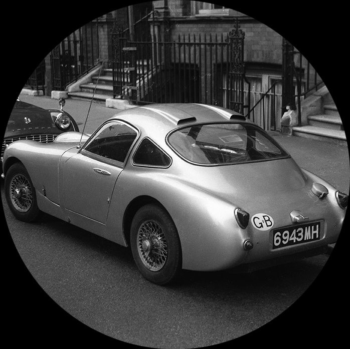 Owner of 1961 Austin-Healey Sprite