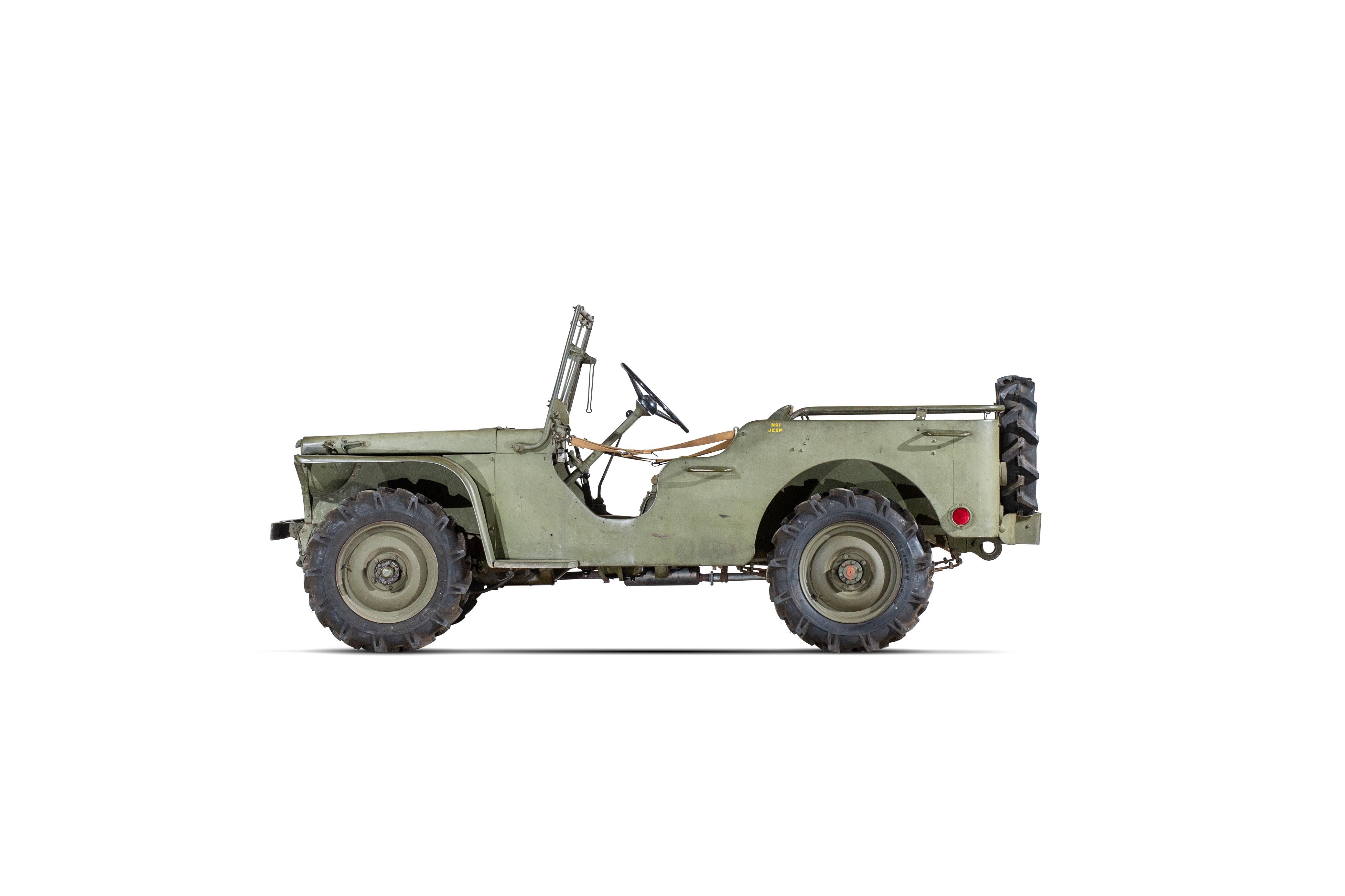 "1940 Ford Pilot Model ""jeep"""