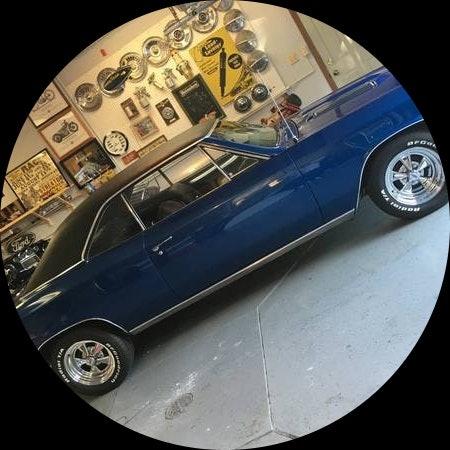 Owner of 1964 Chevrolet Chevy II Nova