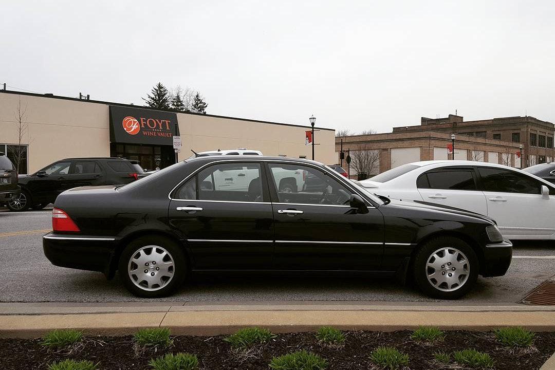 2004 Acura 3.5RL