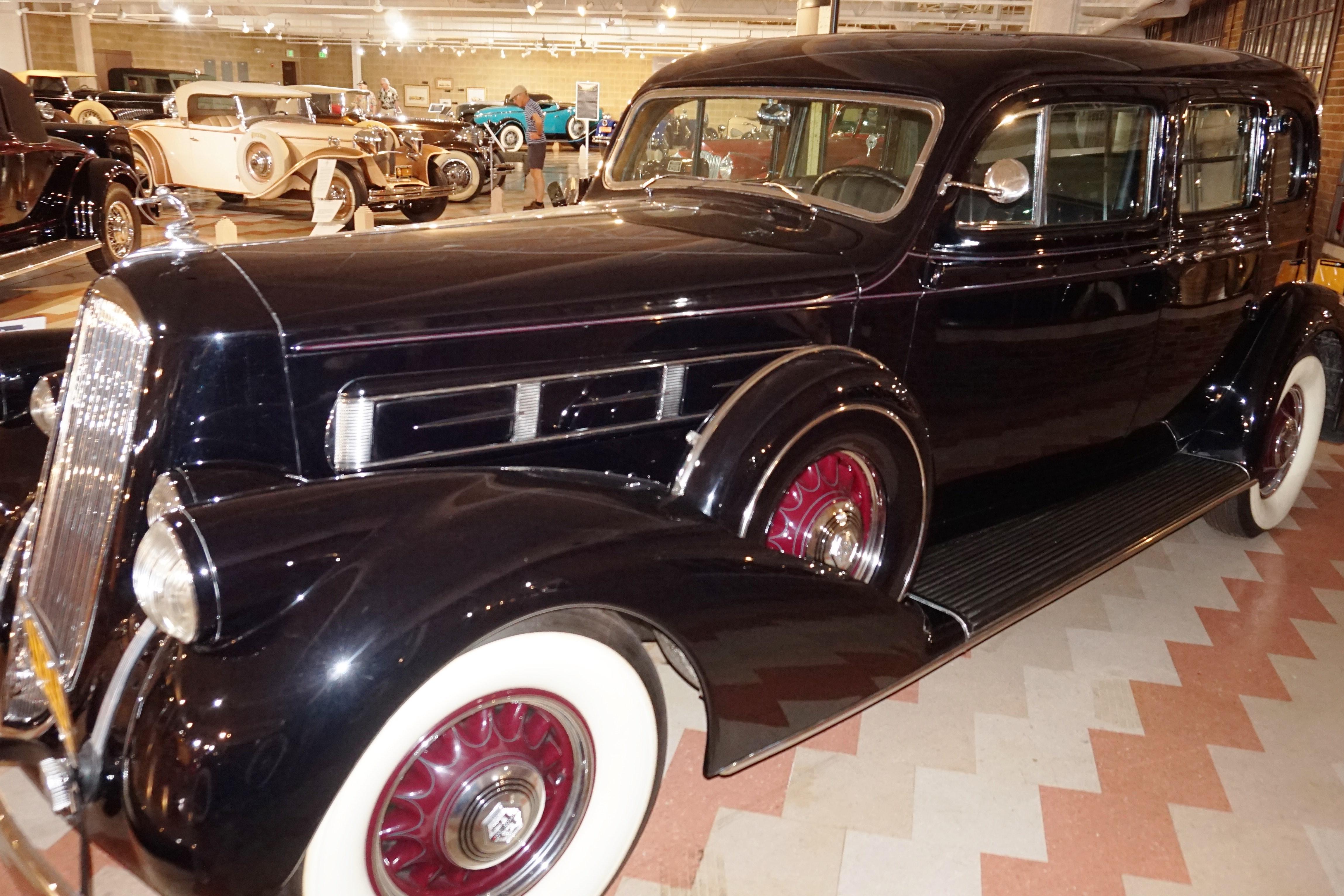 1936 Pierce-Arrow Model 1602