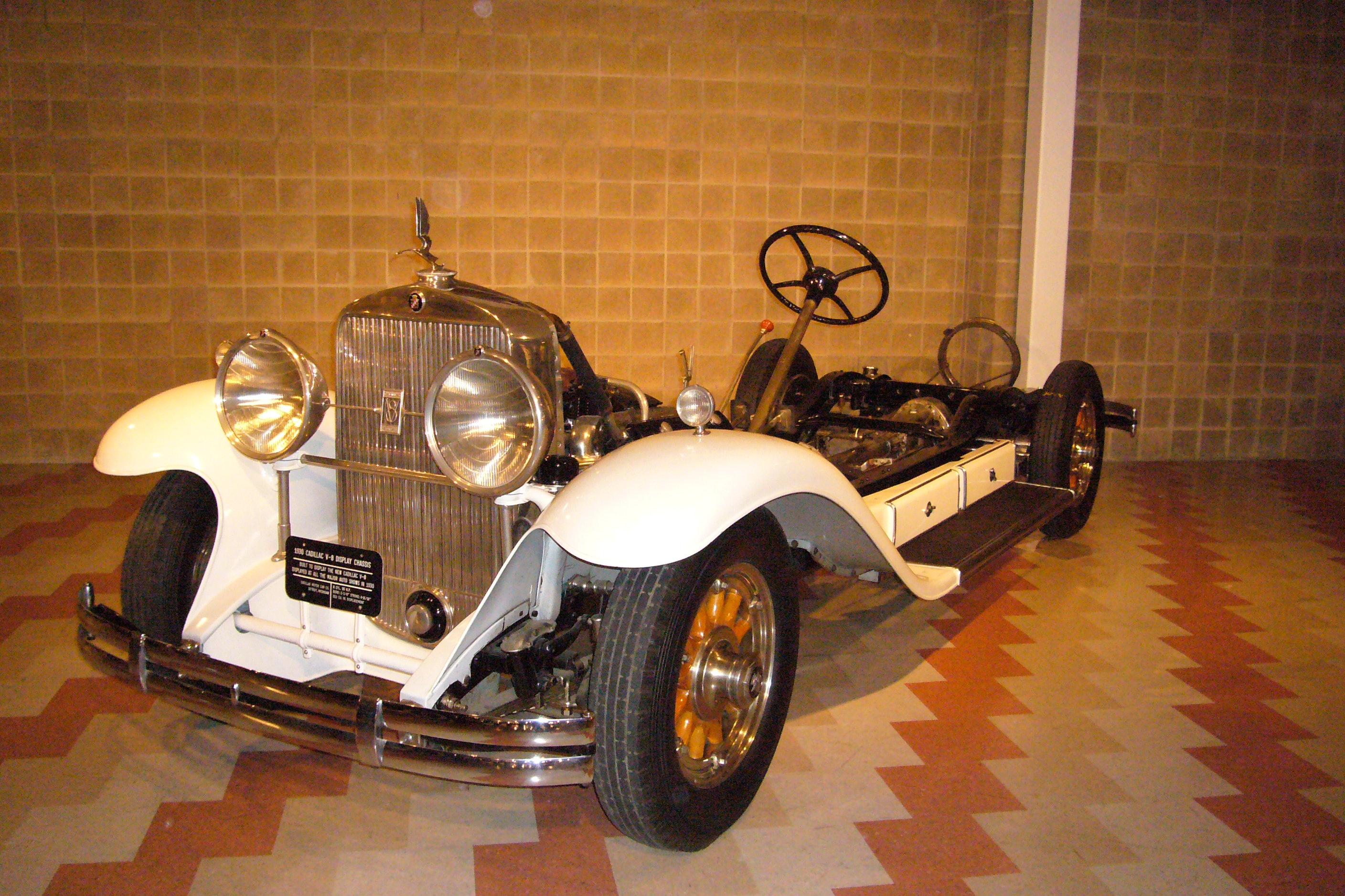 1930 Cadillac Chassis