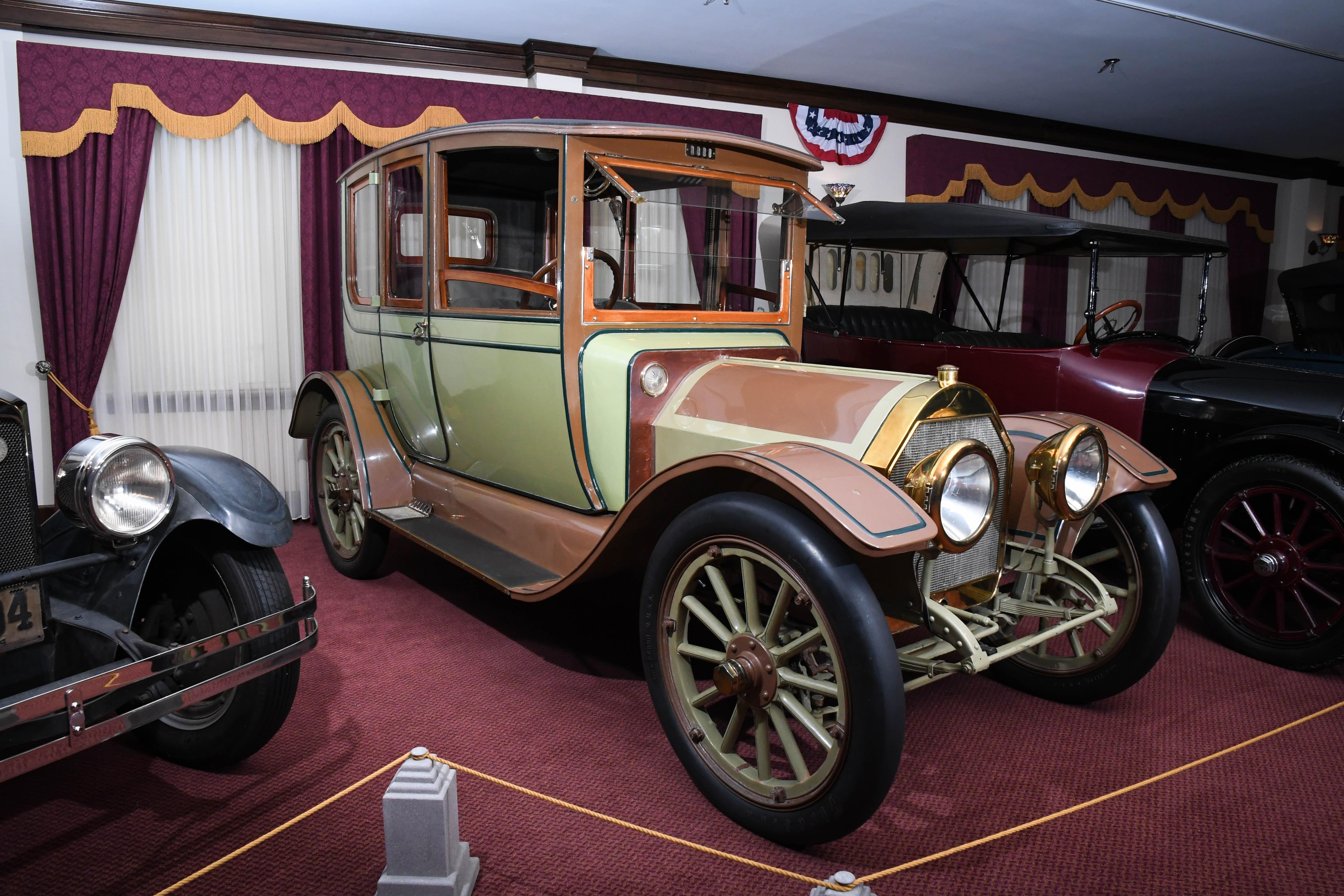 1912 Auburn 40