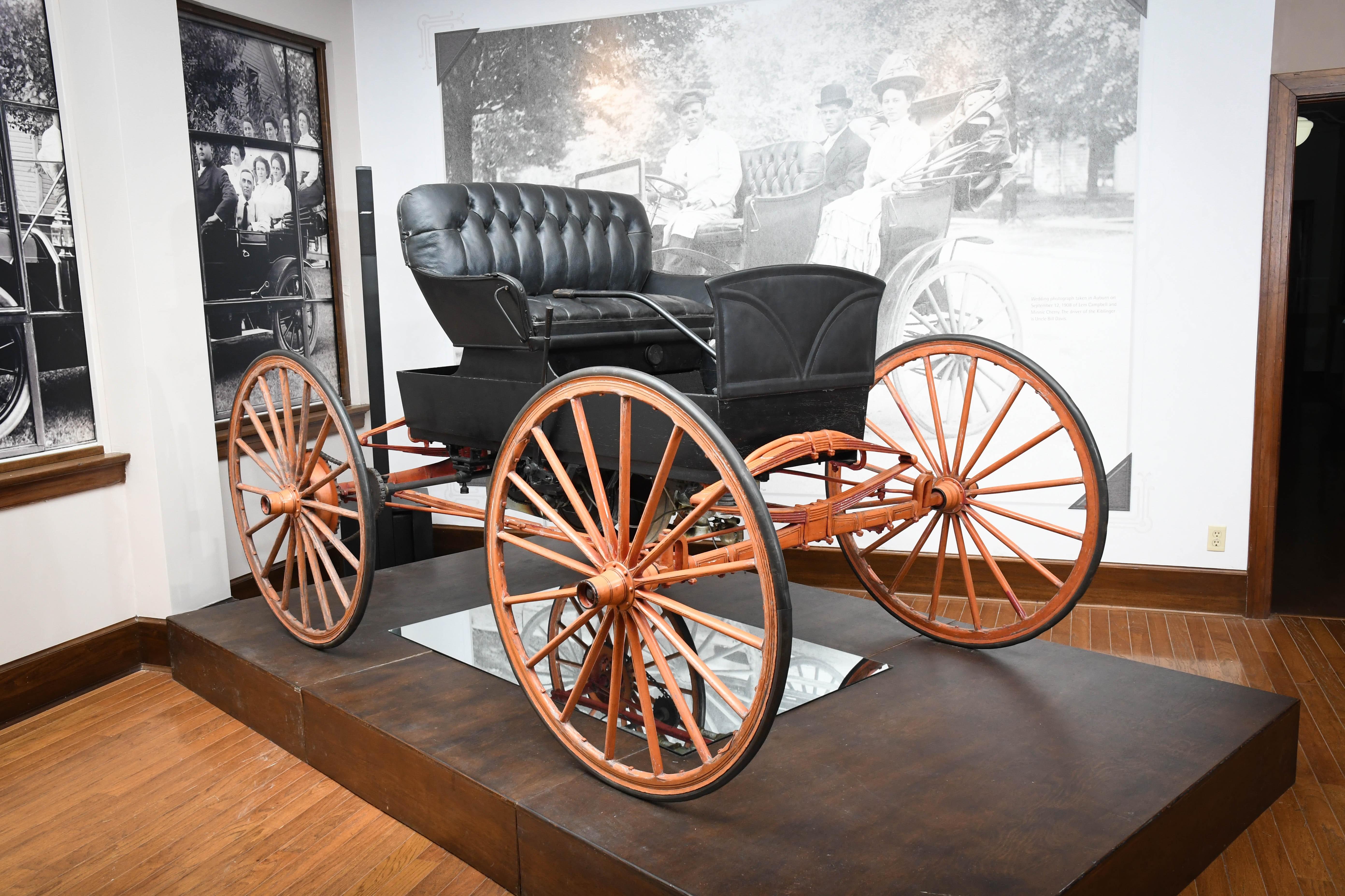 1907 Kiblinger Model D