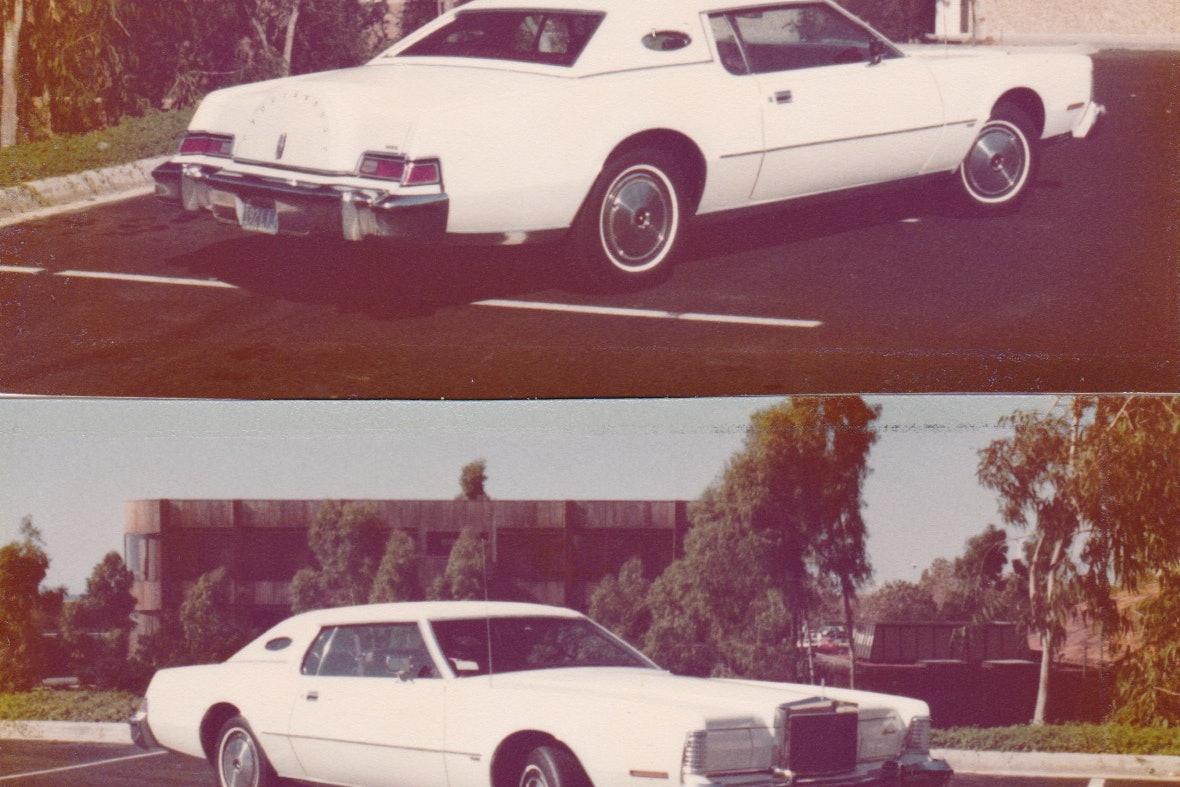 1974 Lincoln Continental Mk IV