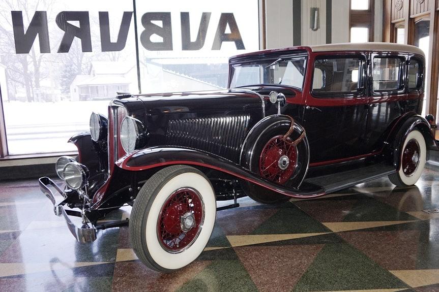 1931 Auburn 8-98