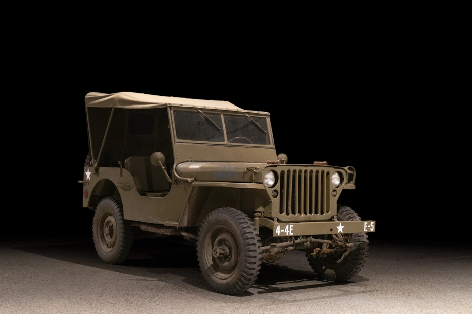1944 Willys-Overland MB (Jeep)