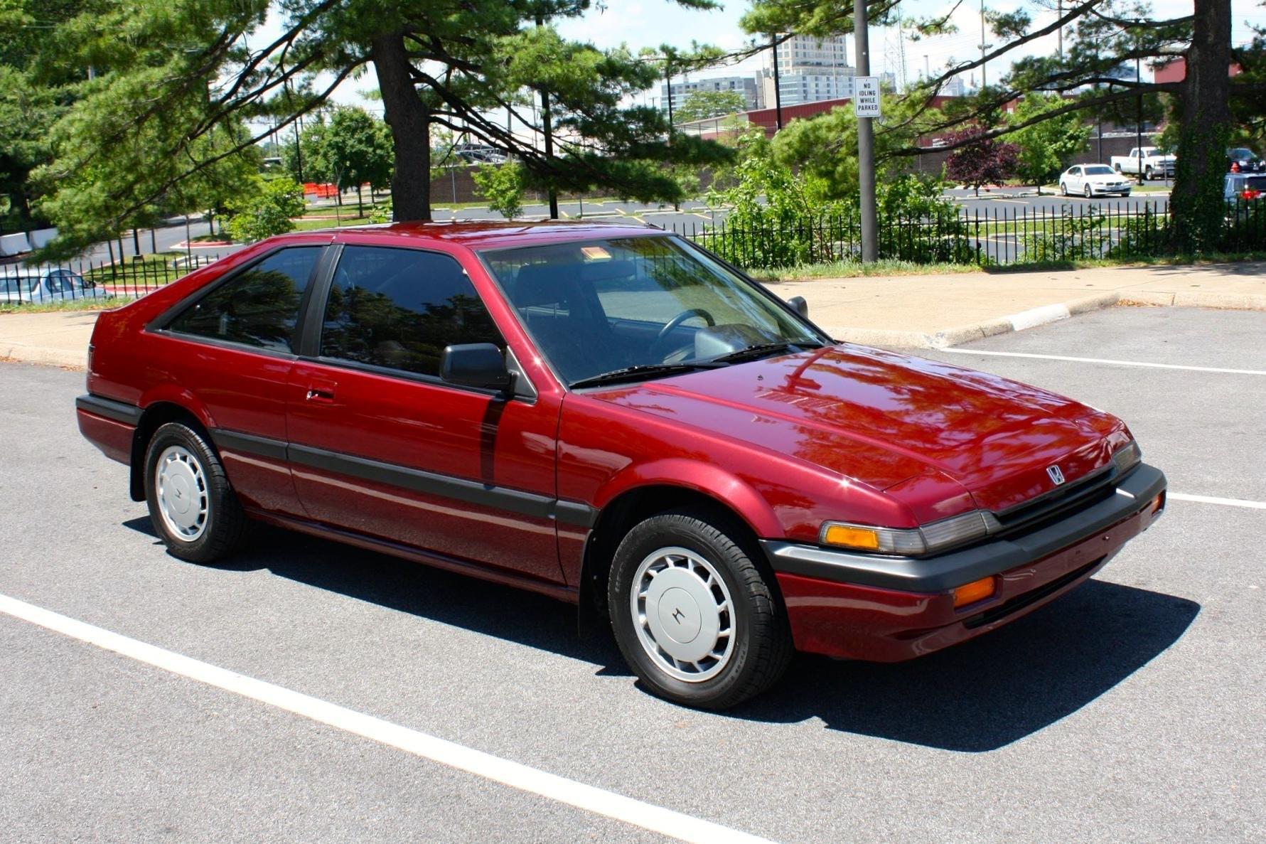 1988 Honda Accord LXi Hatchback