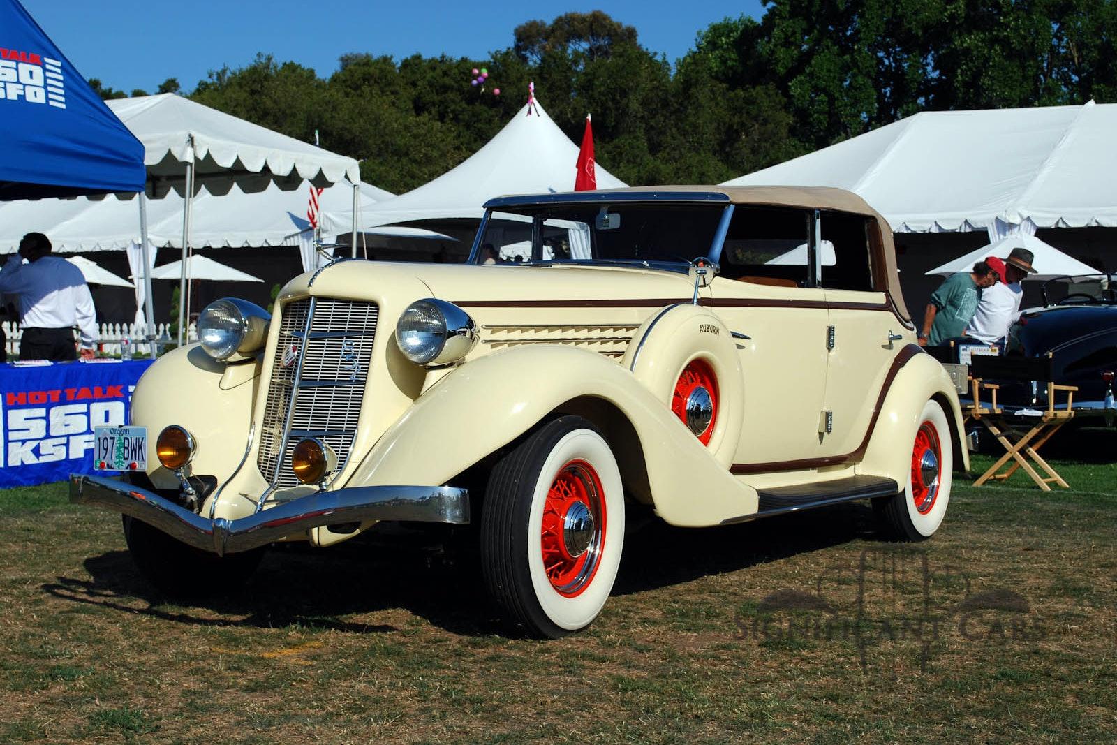 1936 Auburn 852