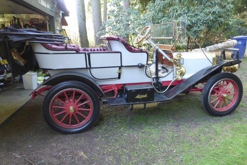 1909 Mitchell Model K