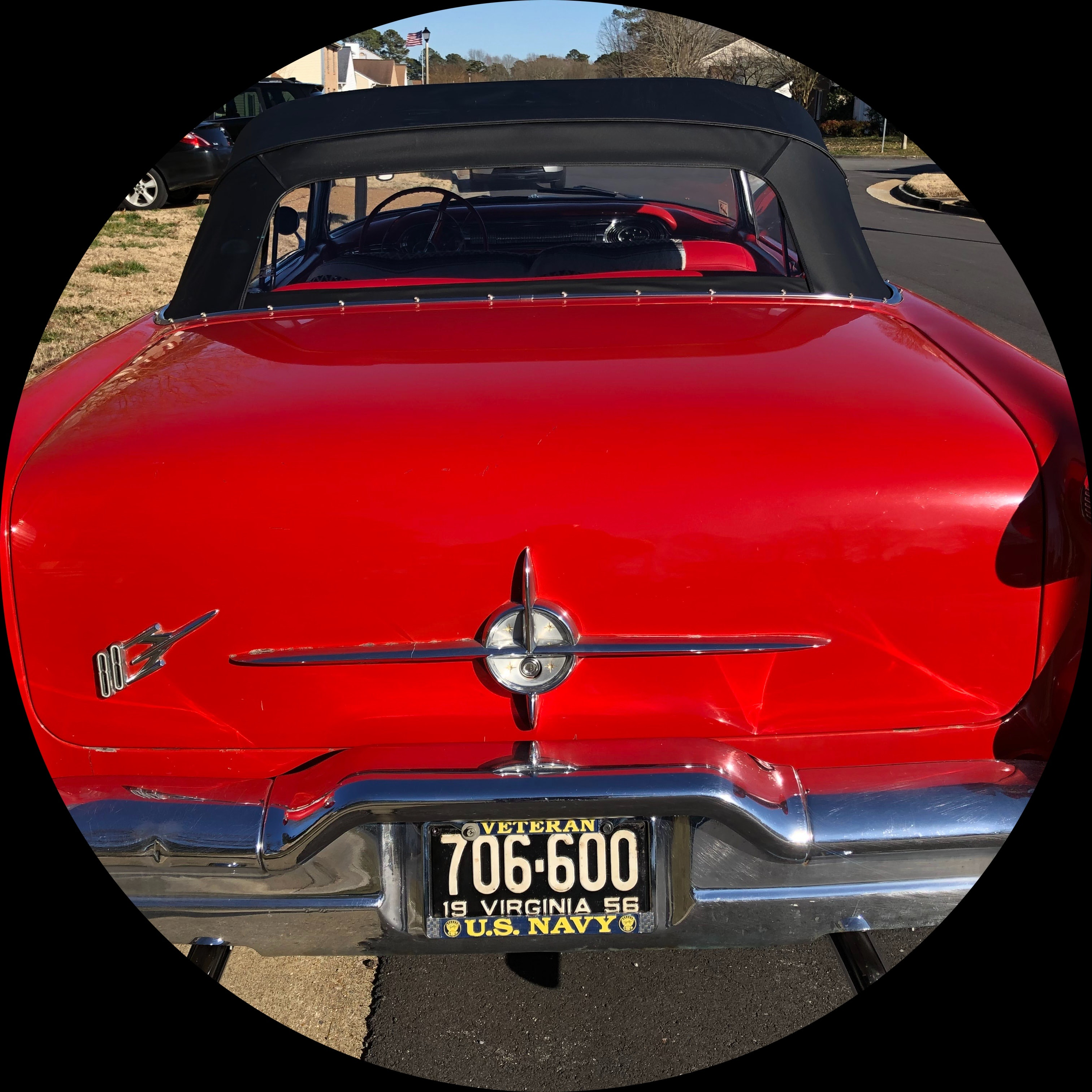 Owner of 1956 Oldsmobile Super 88