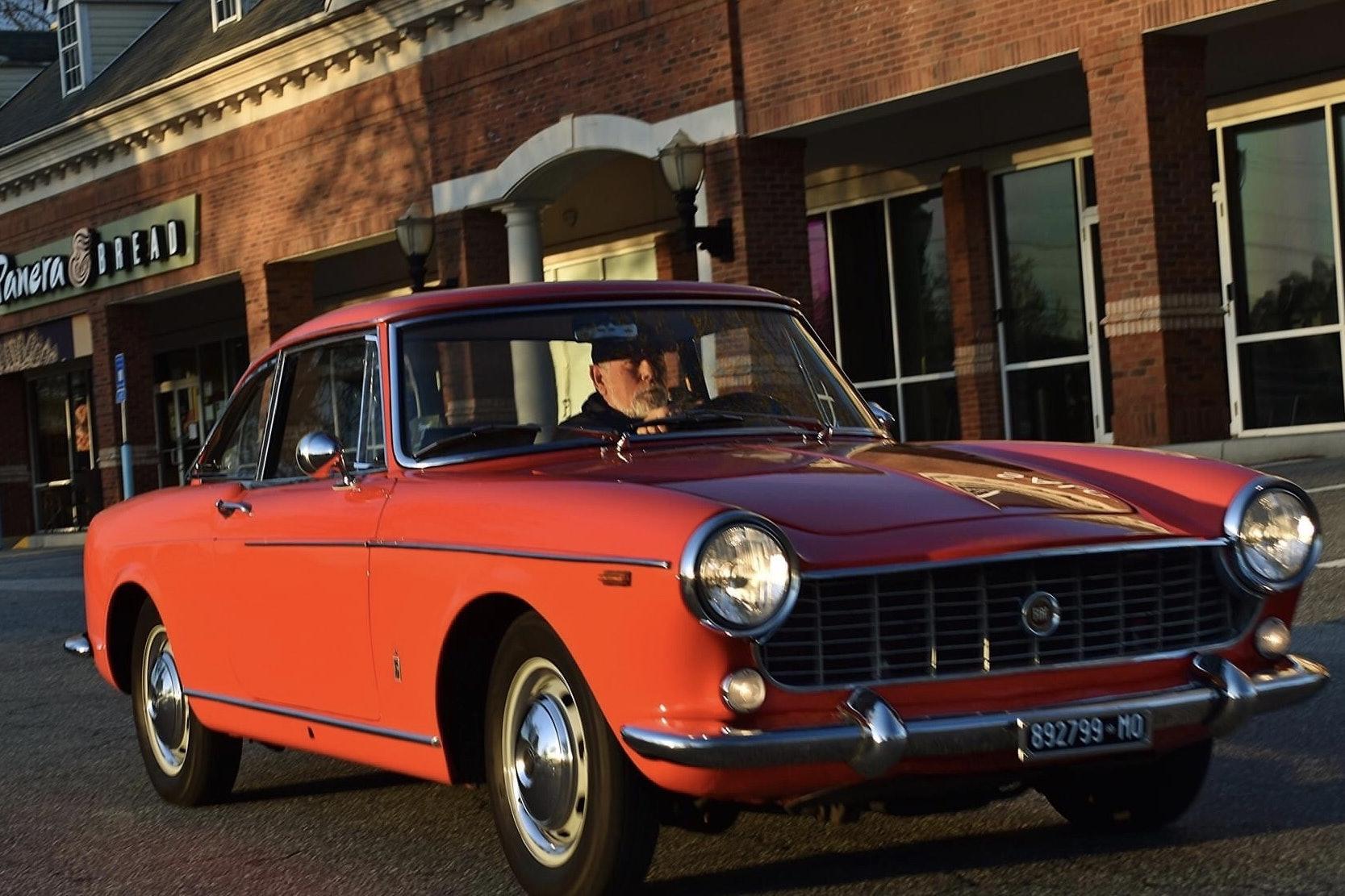 1966 Fiat Coupe Pininfarina