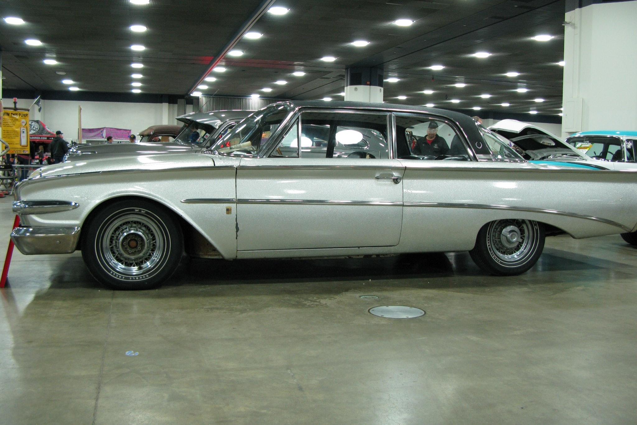 1960 Edsel Ranger 2 door sedan